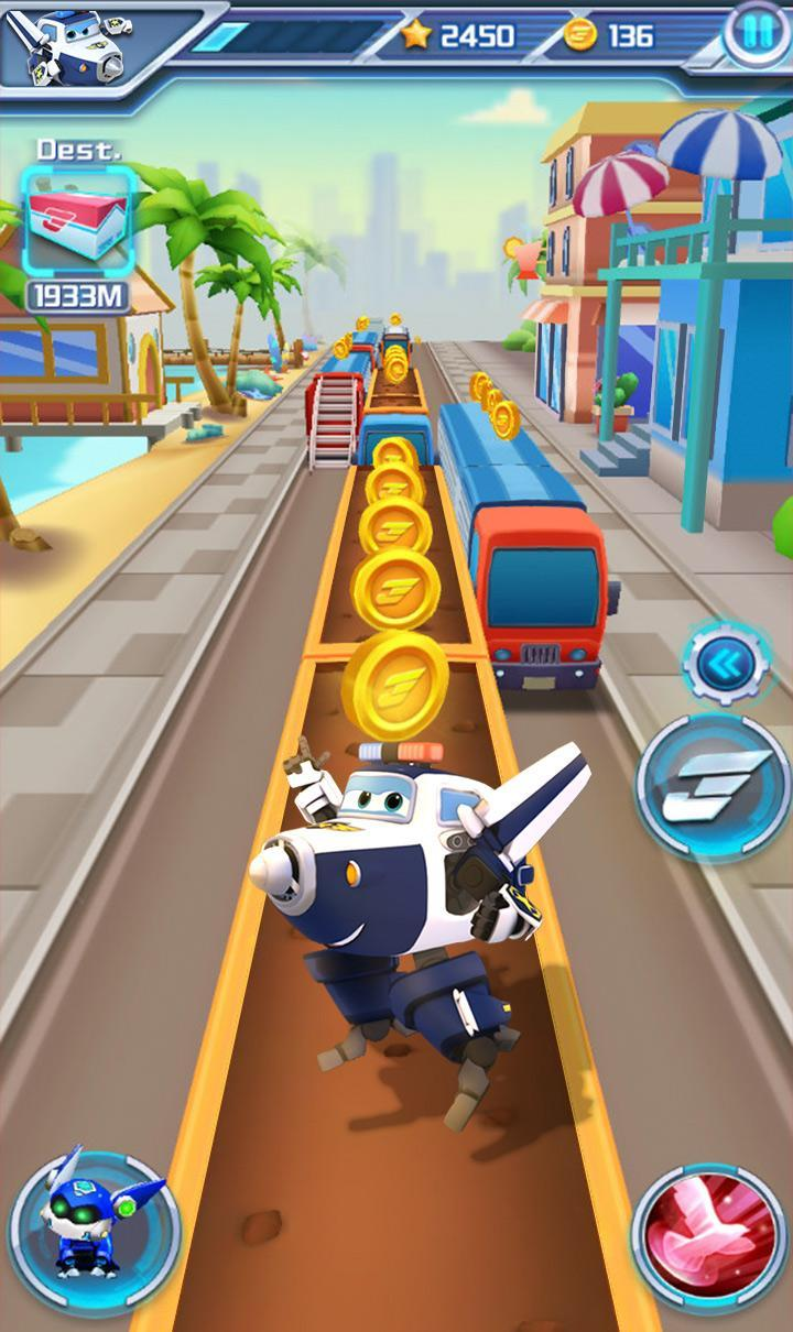 Super Wings : Jett Run 2.9.4 Screenshot 5