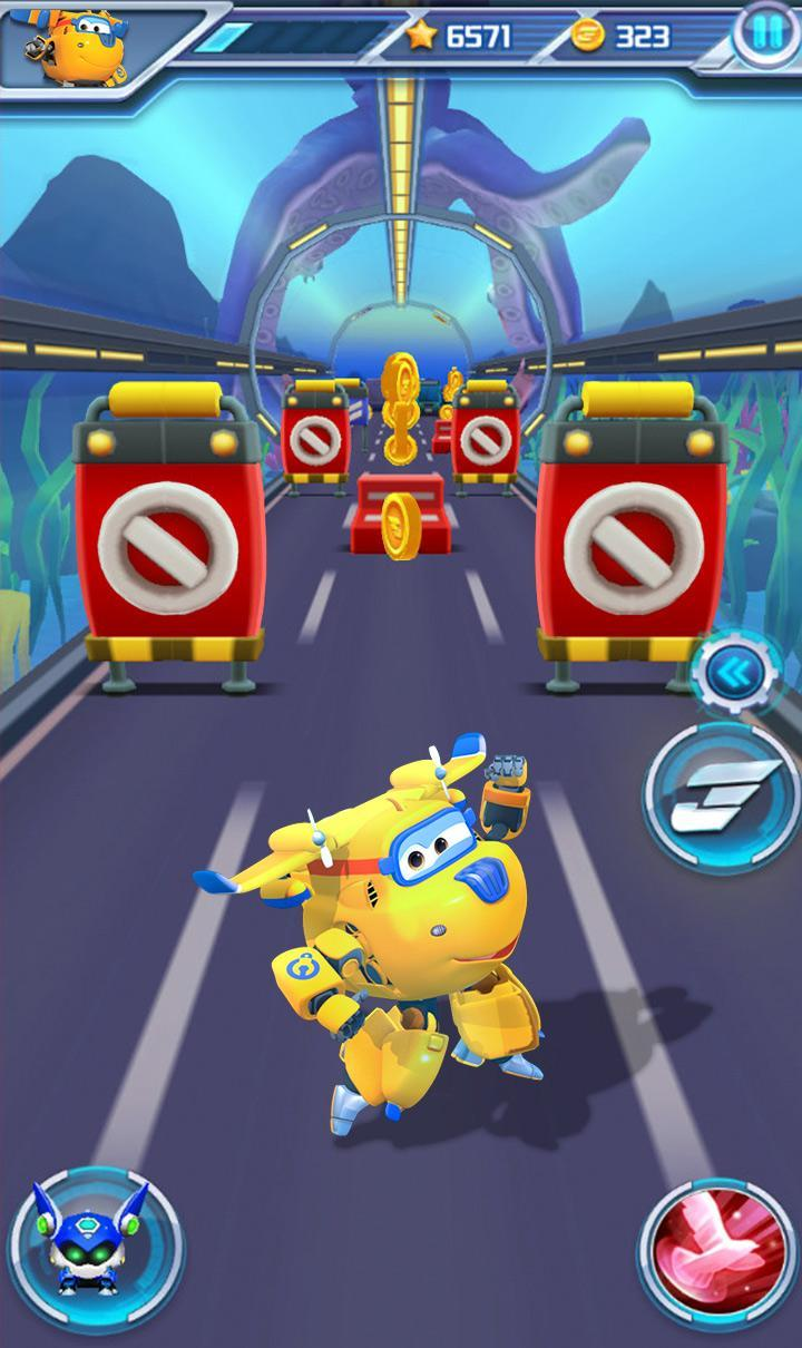 Super Wings : Jett Run 2.9.4 Screenshot 6