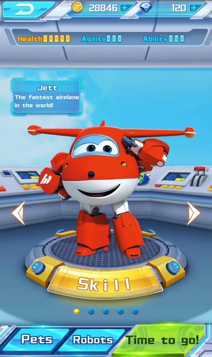 Super Wings : Jett Run 2.9.4 Screenshot 7
