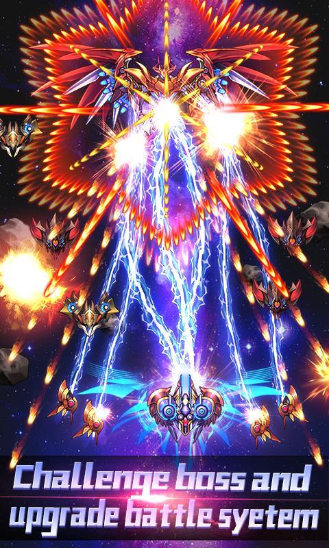 Thunder Assault: Raiden Striker 1.7.0 Screenshot 1
