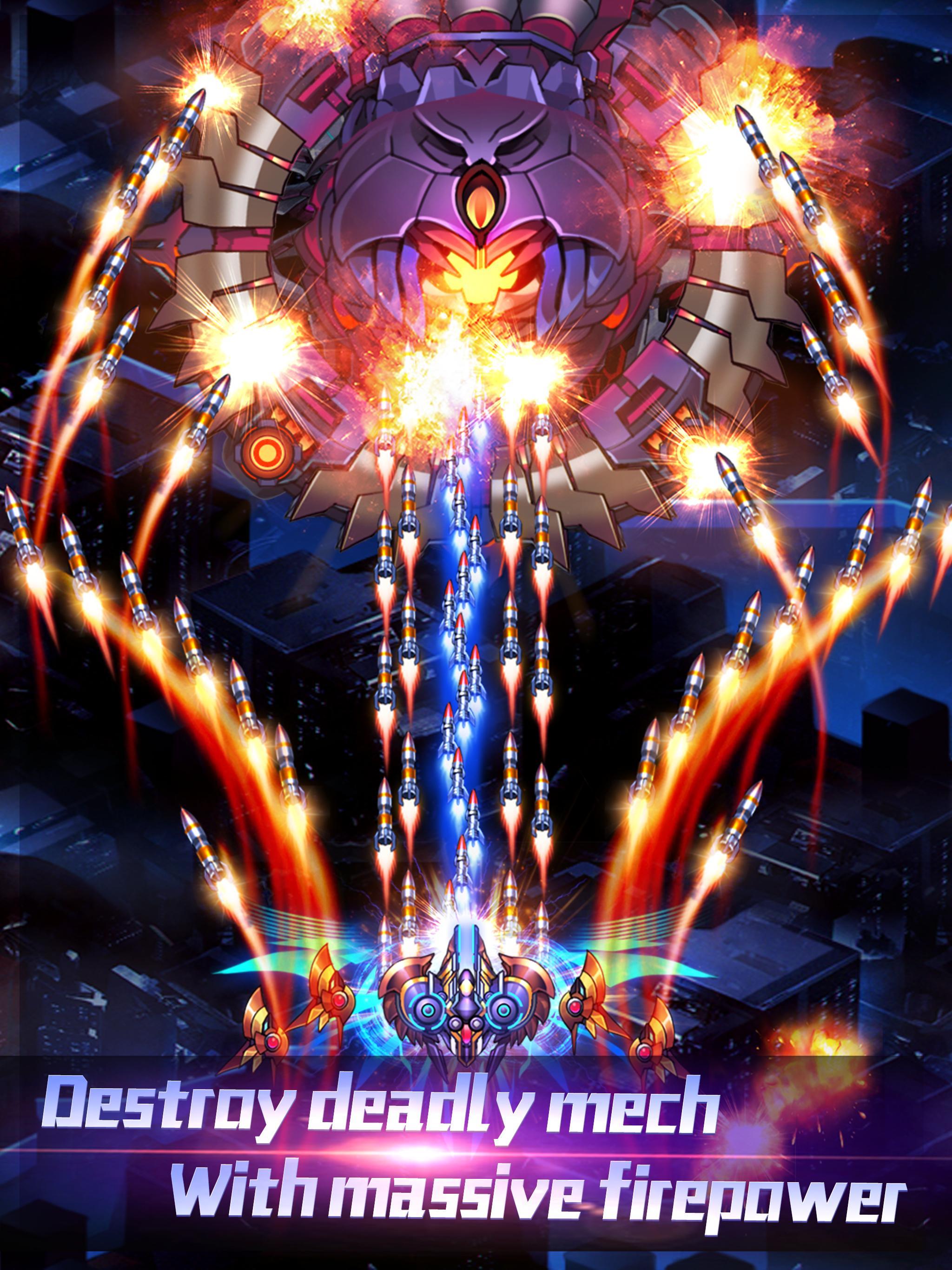 Thunder Assault: Raiden Striker 1.7.0 Screenshot 10