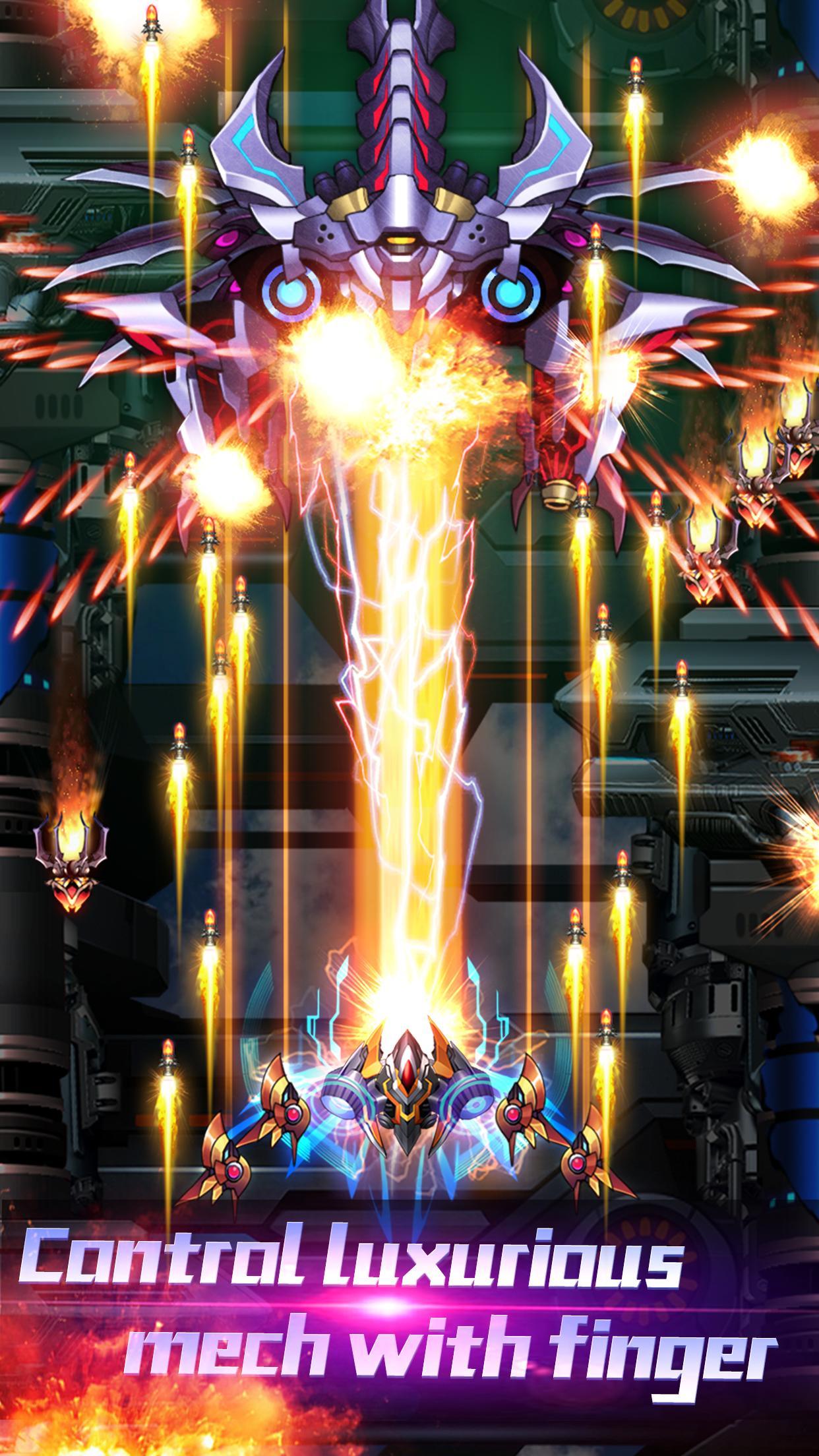 Thunder Assault: Raiden Striker 1.7.0 Screenshot 14