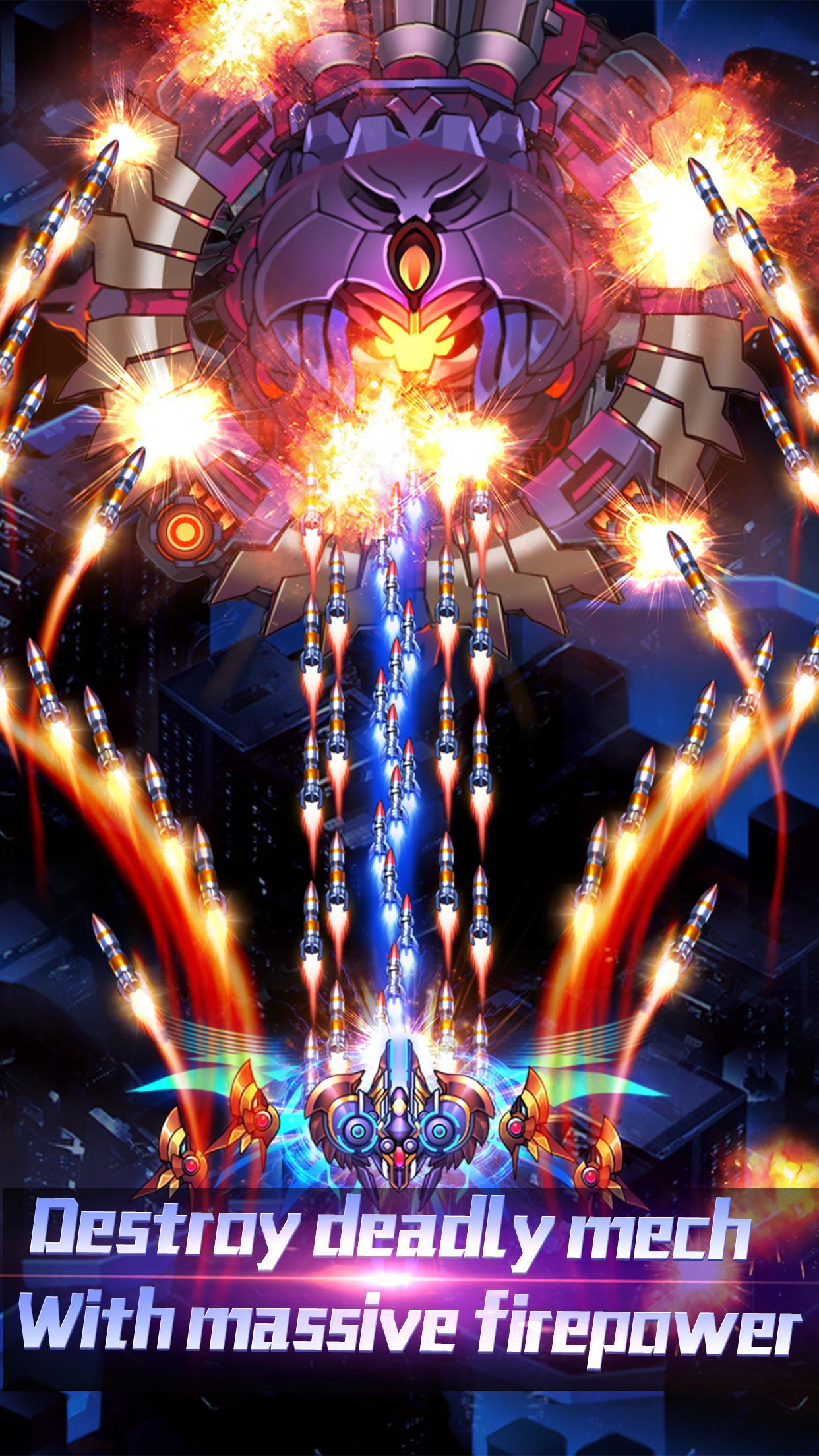 Thunder Assault: Raiden Striker 1.7.0 Screenshot 16