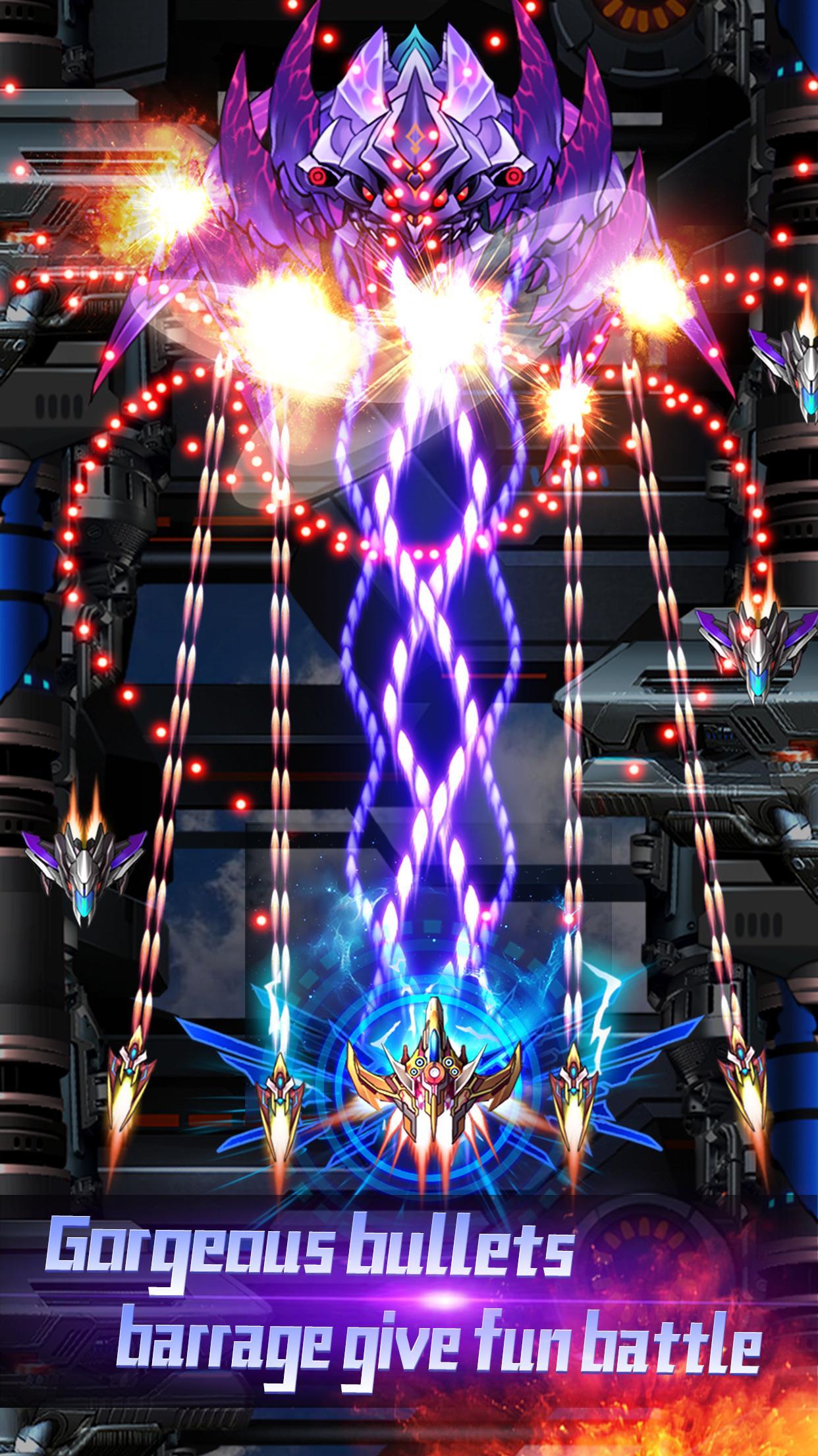 Thunder Assault: Raiden Striker 1.7.0 Screenshot 17