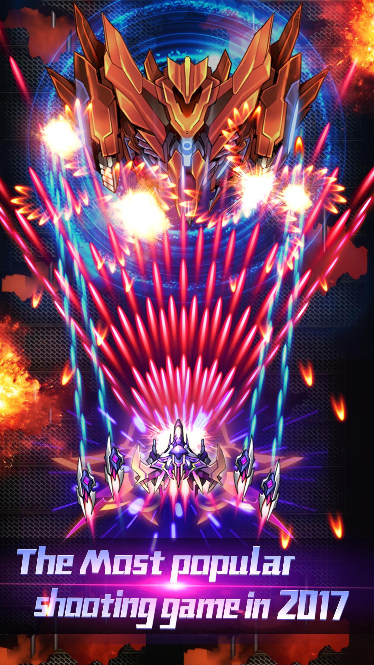 Thunder Assault: Raiden Striker 1.7.0 Screenshot 18