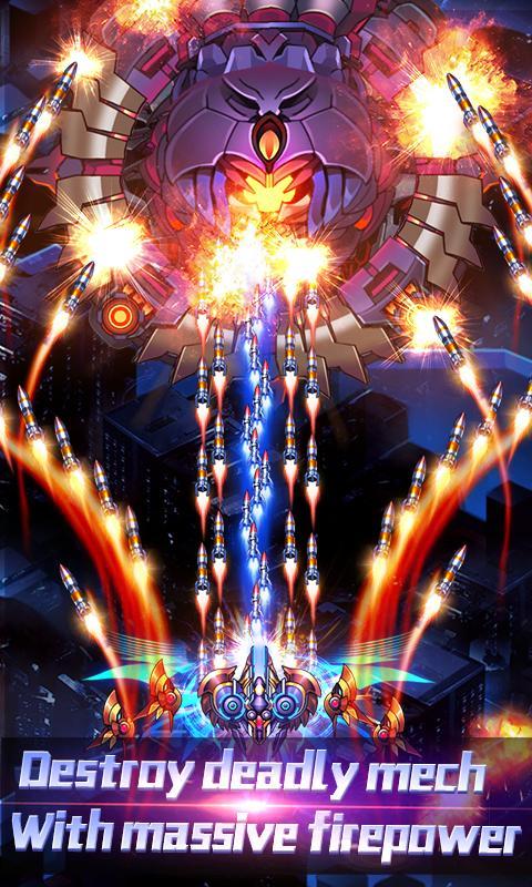 Thunder Assault: Raiden Striker 1.7.0 Screenshot 4
