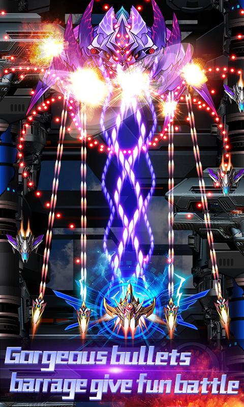 Thunder Assault: Raiden Striker 1.7.0 Screenshot 5