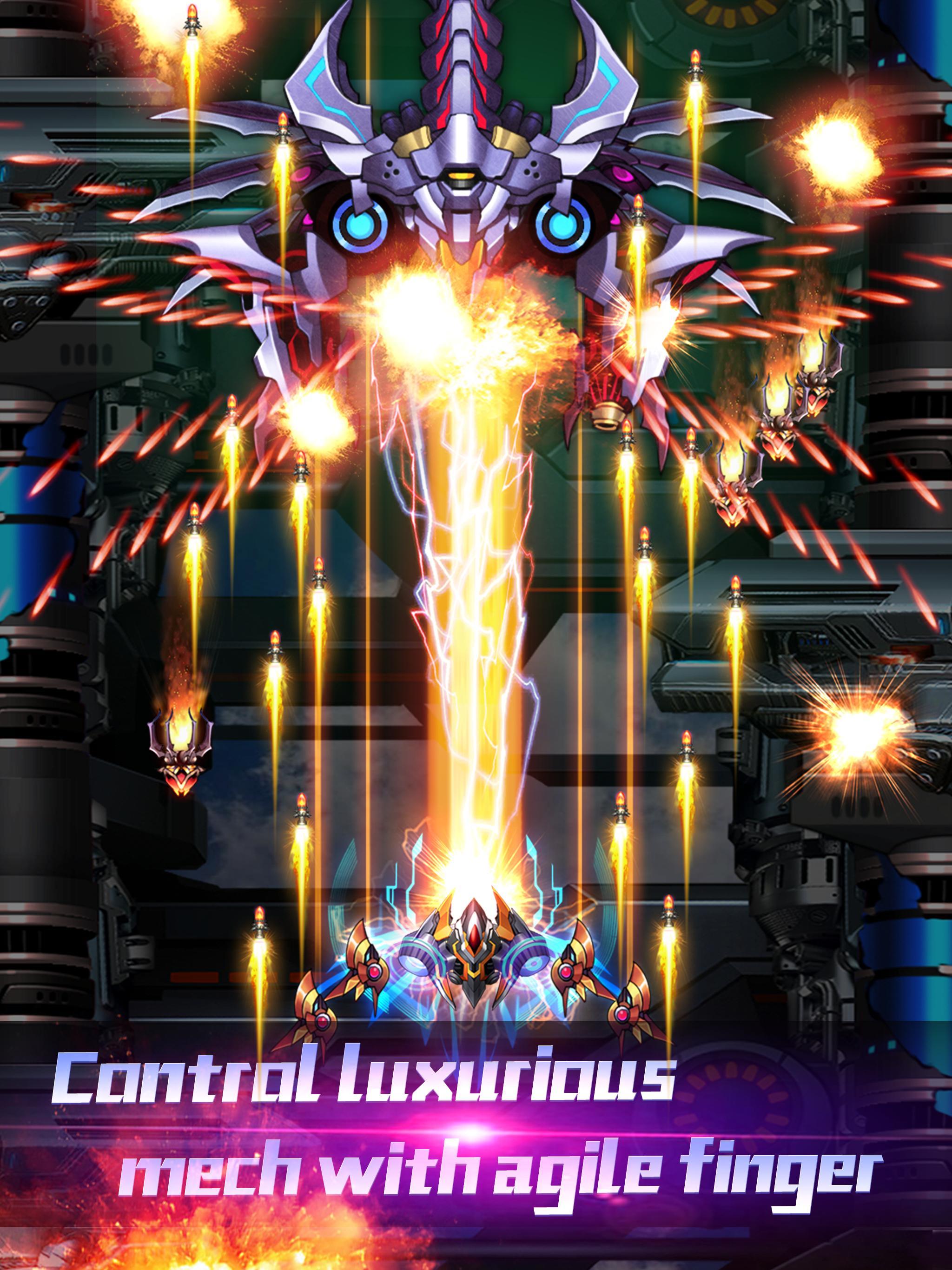 Thunder Assault: Raiden Striker 1.7.0 Screenshot 8