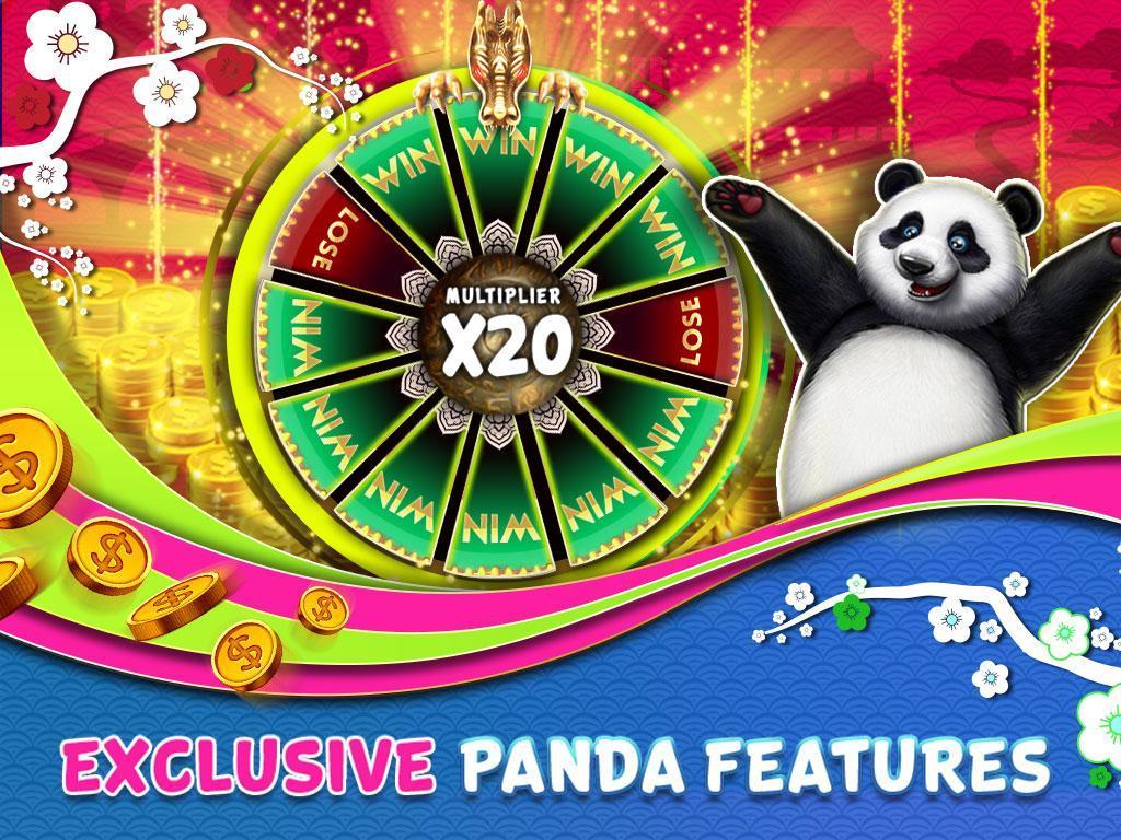 Panda Slots – Mega Win Spin Slot Jackpot 777 1.714 Screenshot 13