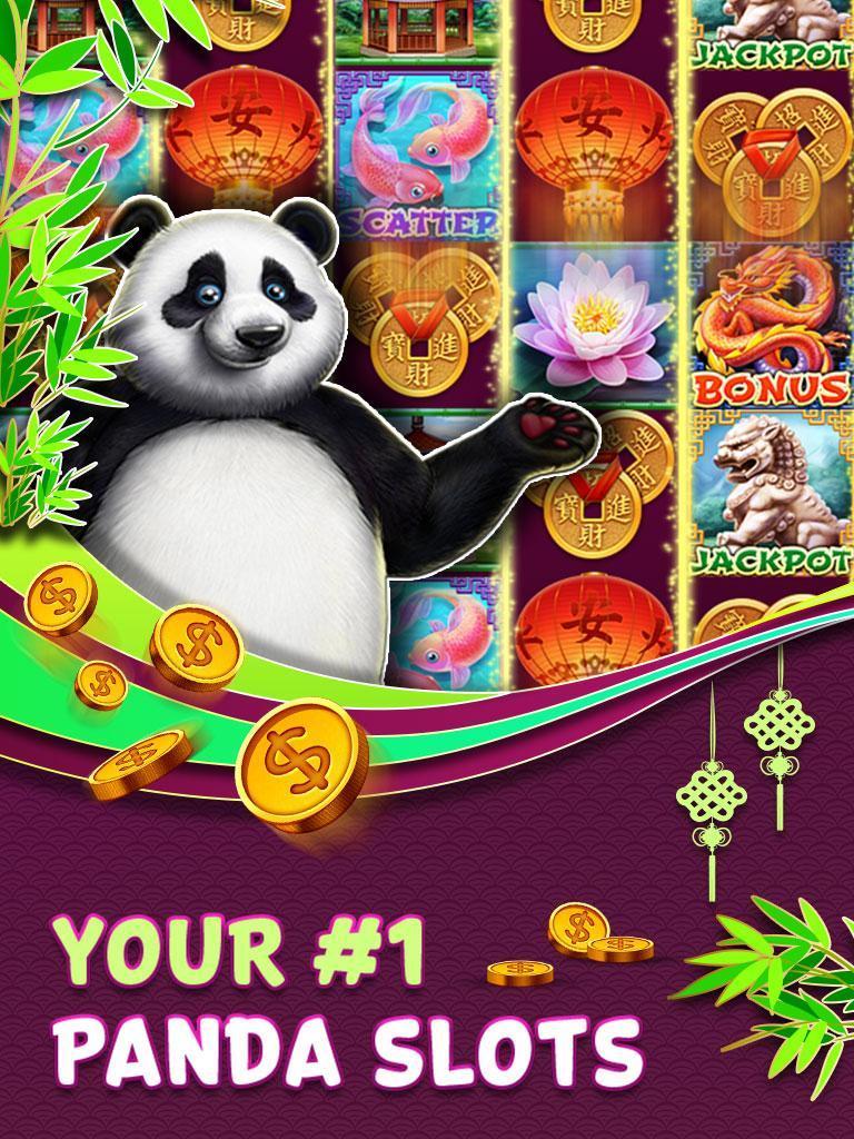 Panda Slots – Mega Win Spin Slot Jackpot 777 1.714 Screenshot 14
