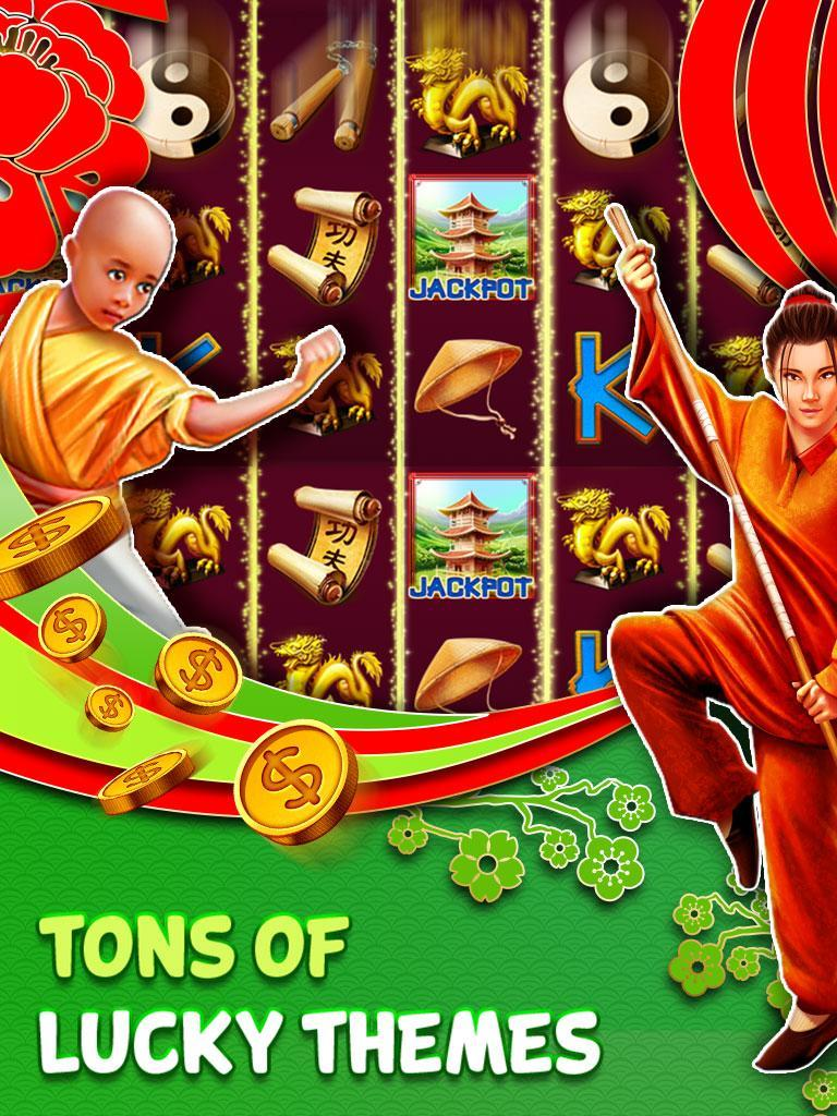 Panda Slots – Mega Win Spin Slot Jackpot 777 1.714 Screenshot 15