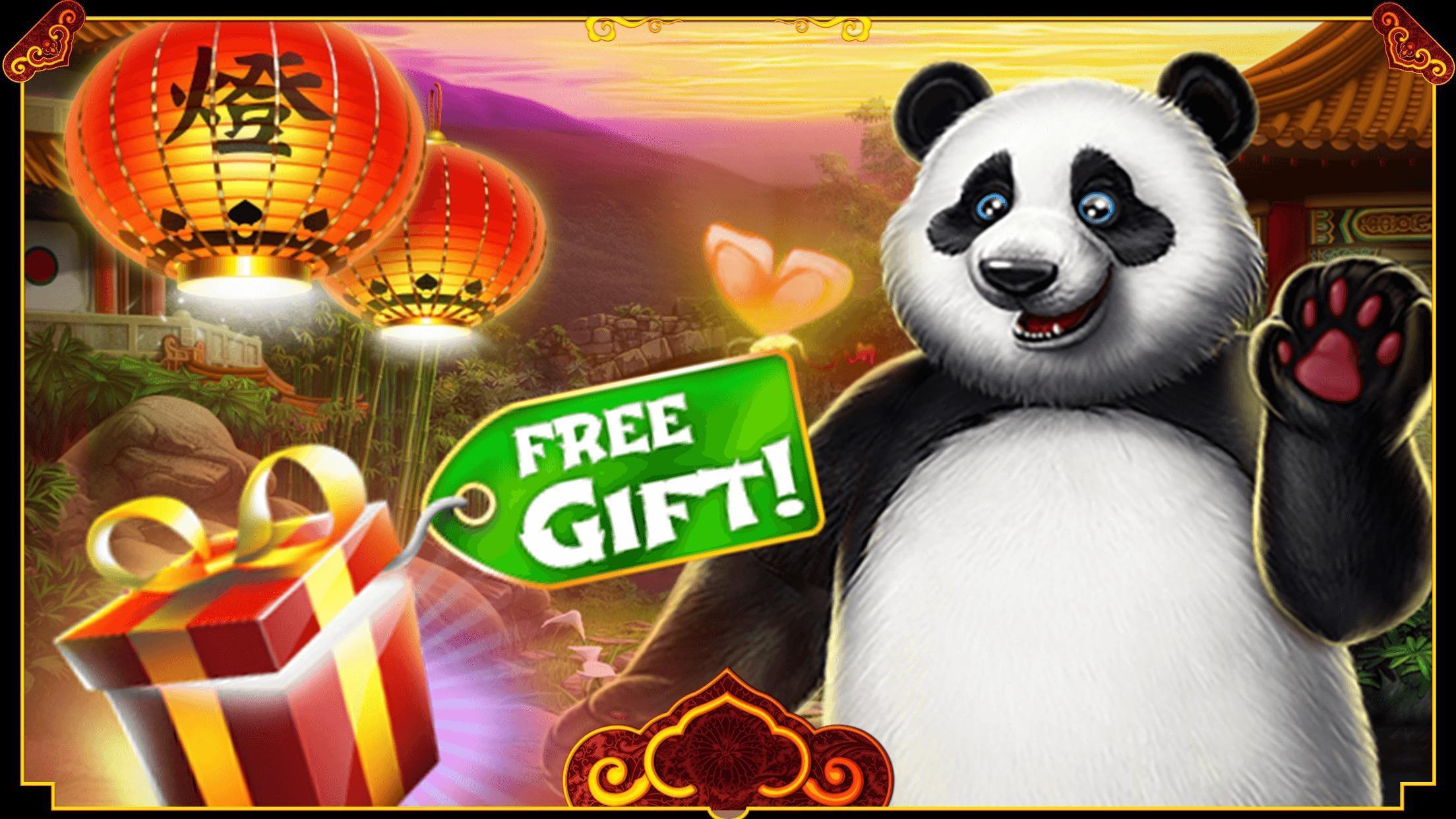 Panda Slots – Mega Win Spin Slot Jackpot 777 1.714 Screenshot 2