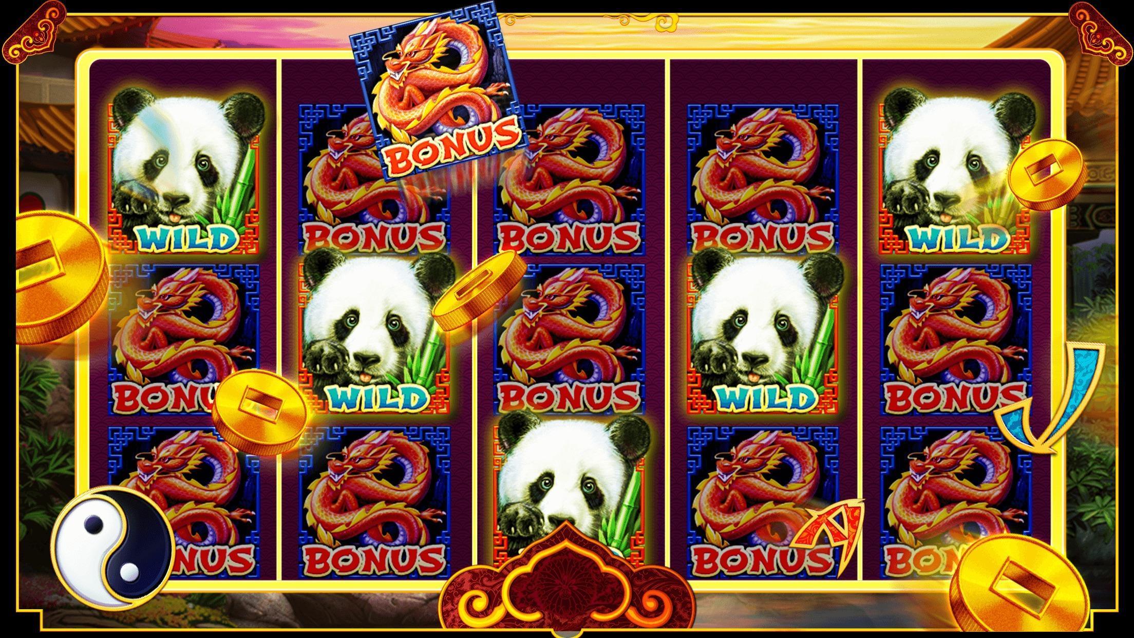 Panda Slots – Mega Win Spin Slot Jackpot 777 1.714 Screenshot 4