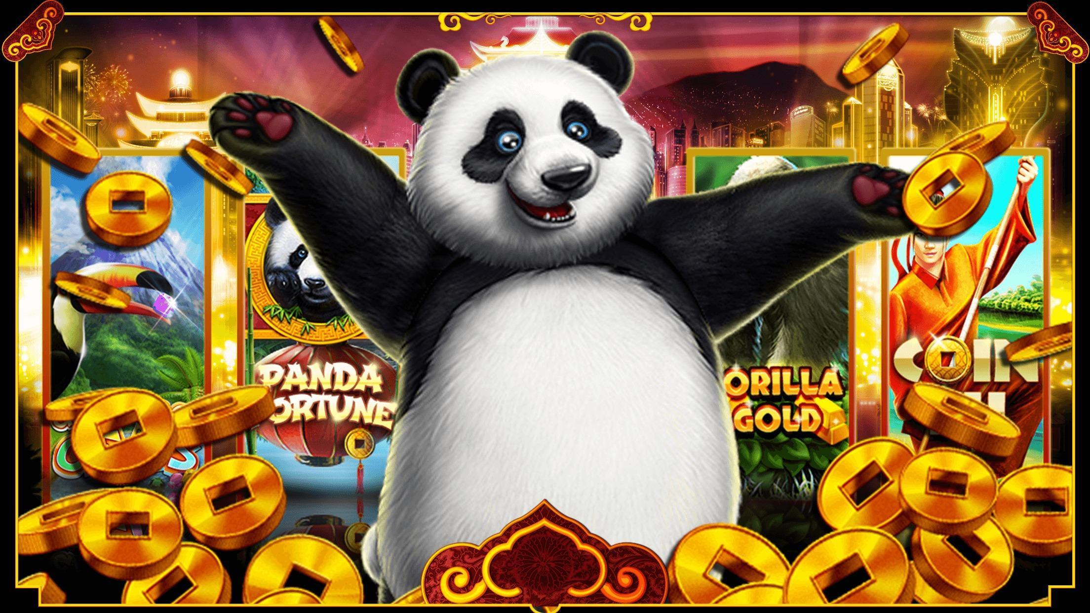 Panda Slots – Mega Win Spin Slot Jackpot 777 1.714 Screenshot 5