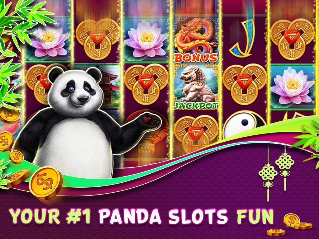 Panda Slots – Mega Win Spin Slot Jackpot 777 1.714 Screenshot 9