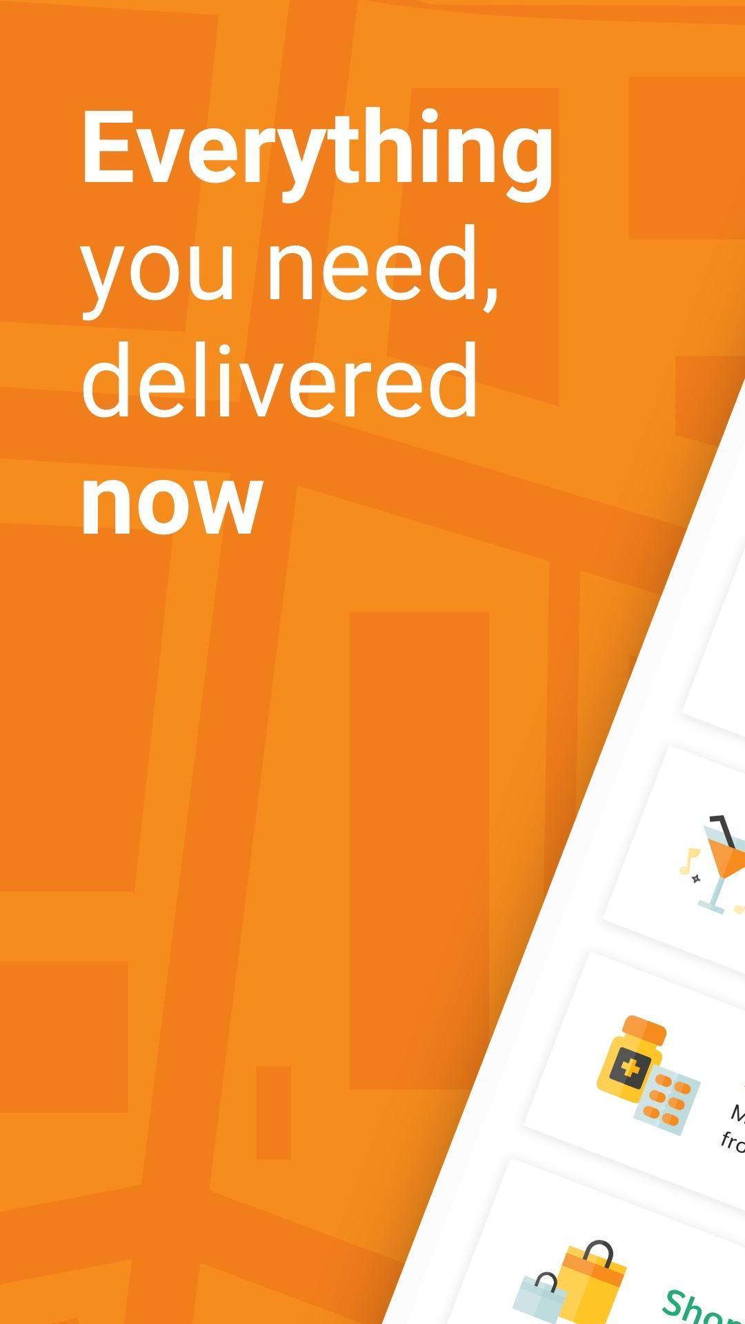 Jumia Food Local Food Delivery near You 4.3.1 Screenshot 1