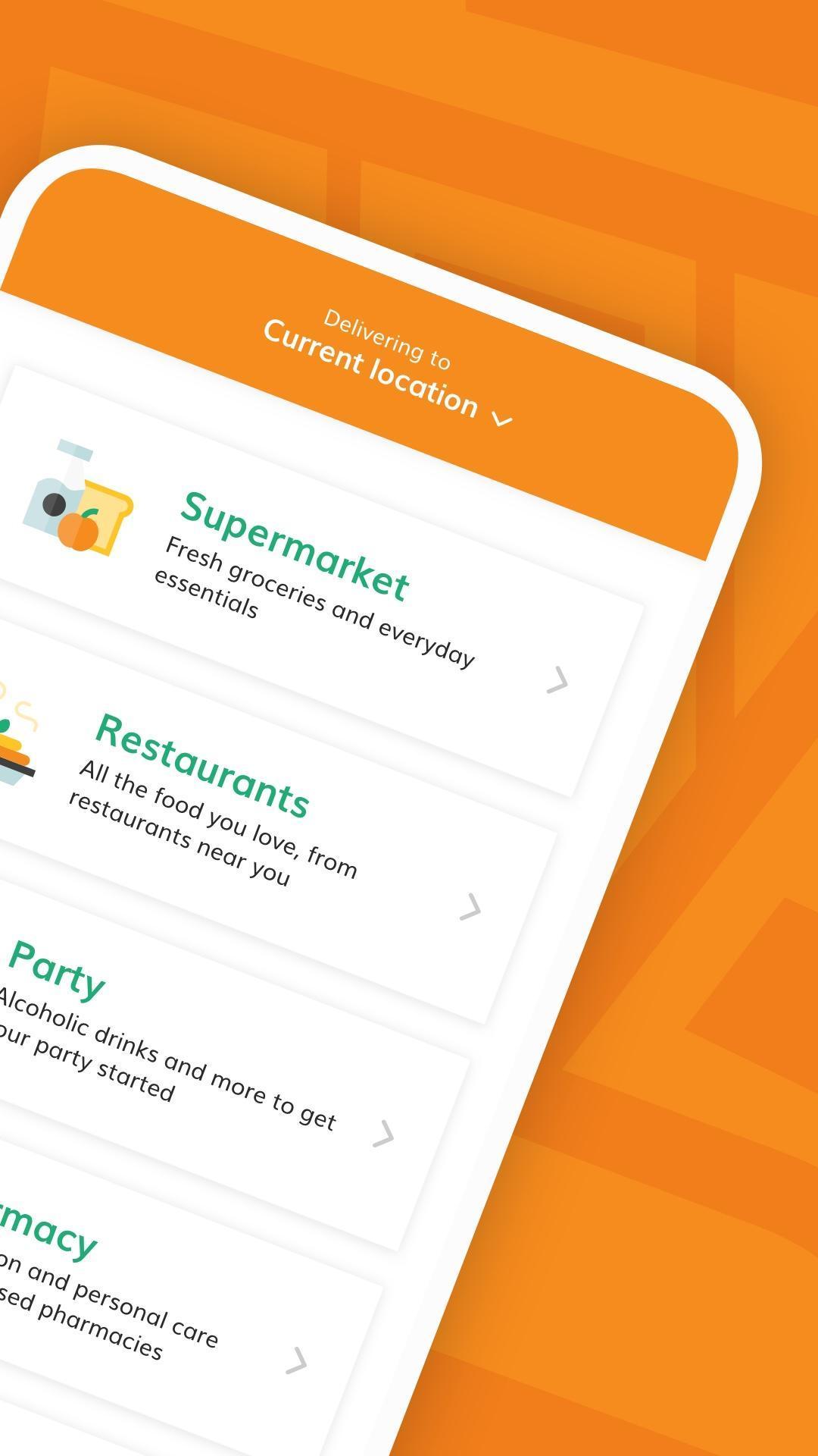 Jumia Food Local Food Delivery near You 4.3.1 Screenshot 2