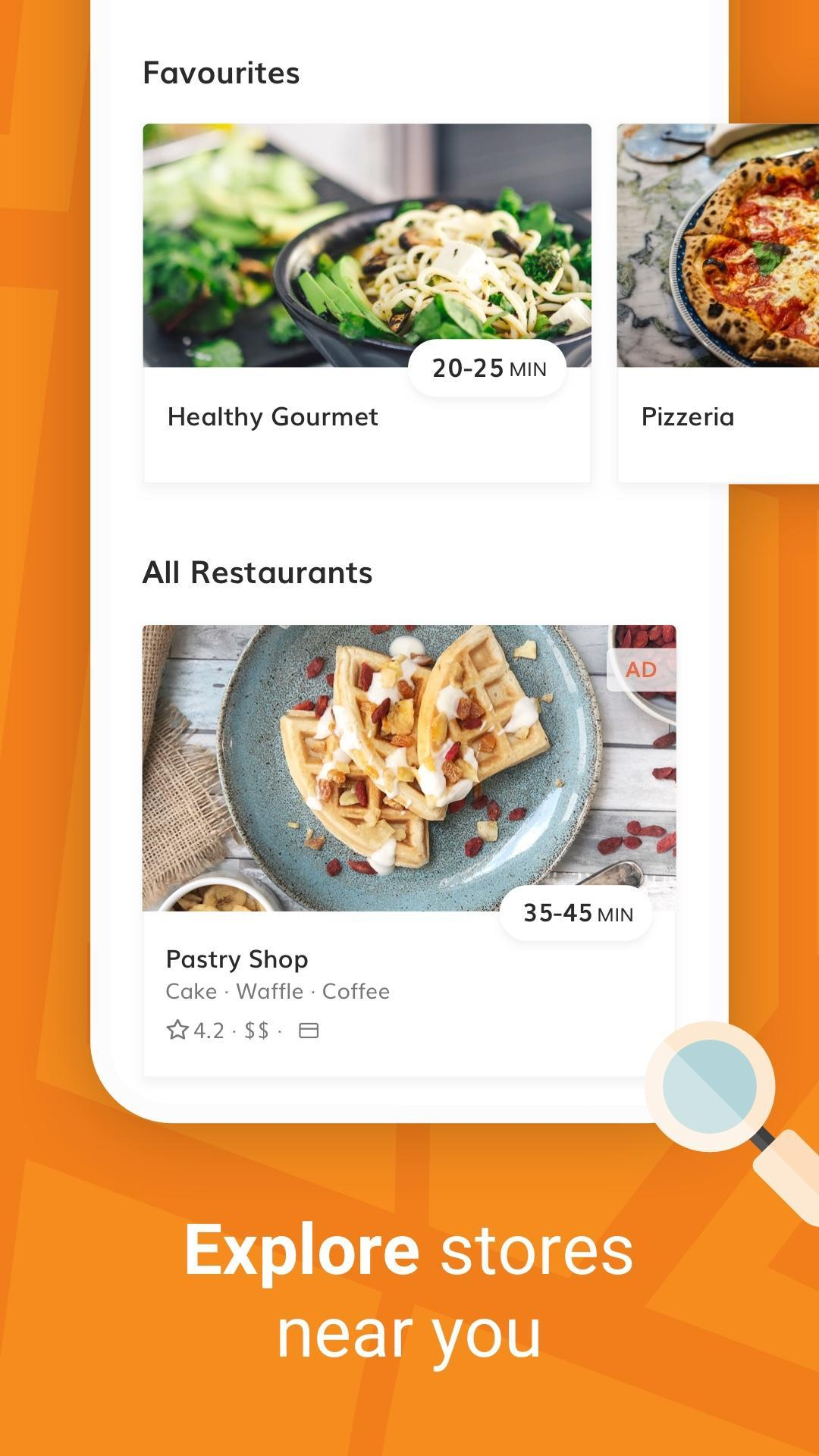 Jumia Food Local Food Delivery near You 4.3.1 Screenshot 3