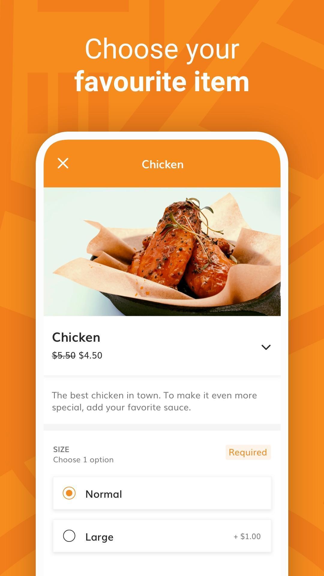 Jumia Food Local Food Delivery near You 4.3.1 Screenshot 4
