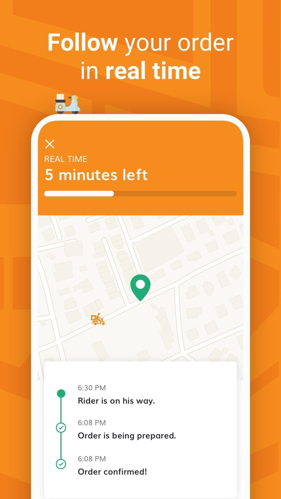 Jumia Food Local Food Delivery near You 4.3.1 Screenshot 6