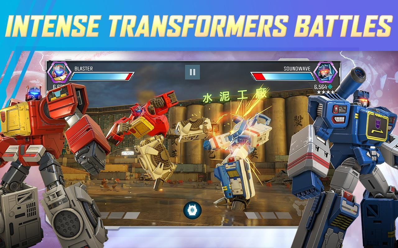 TRANSFORMERS: Forged to Fight 8.4.3 Screenshot 2