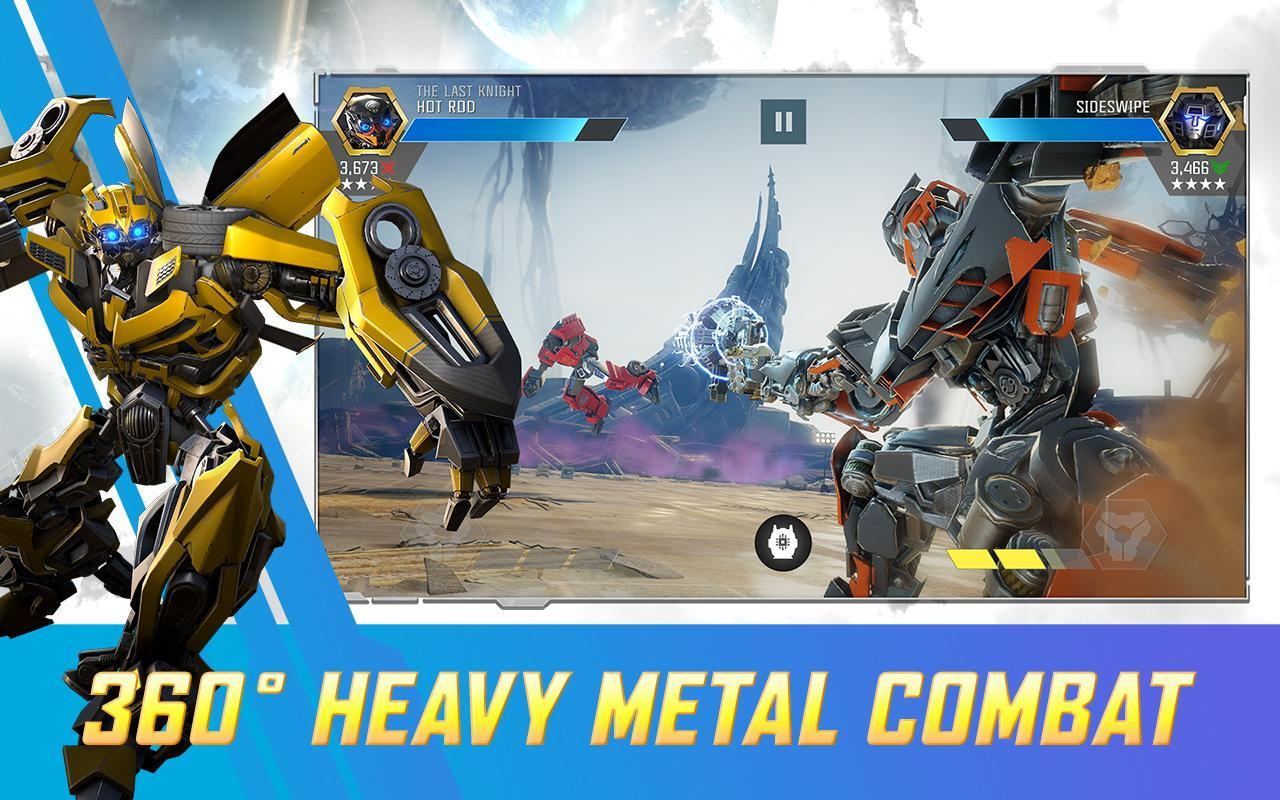 TRANSFORMERS: Forged to Fight 8.4.3 Screenshot 3