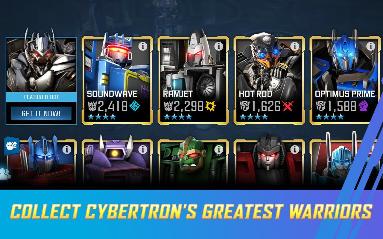 TRANSFORMERS: Forged to Fight 8.4.3 Screenshot 4