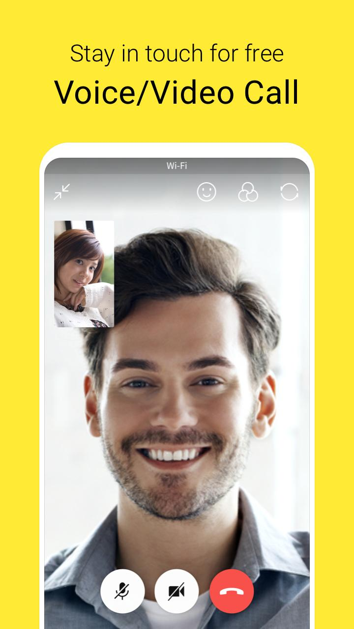 KakaoTalk Free Calls & Text 8.6.8 Screenshot 5