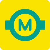 KakaoMetro Subway Navigation app icon