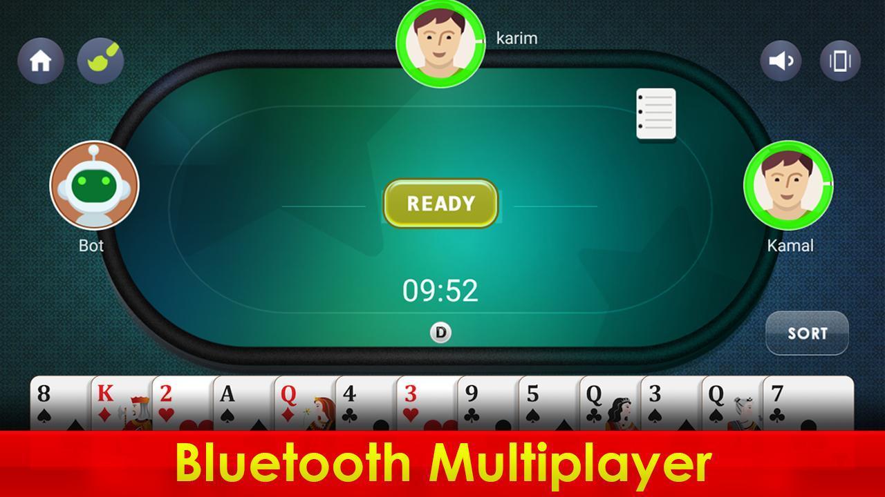 Hazari (হাজারী) - 1000 Points Card Game 3.2 Screenshot 9