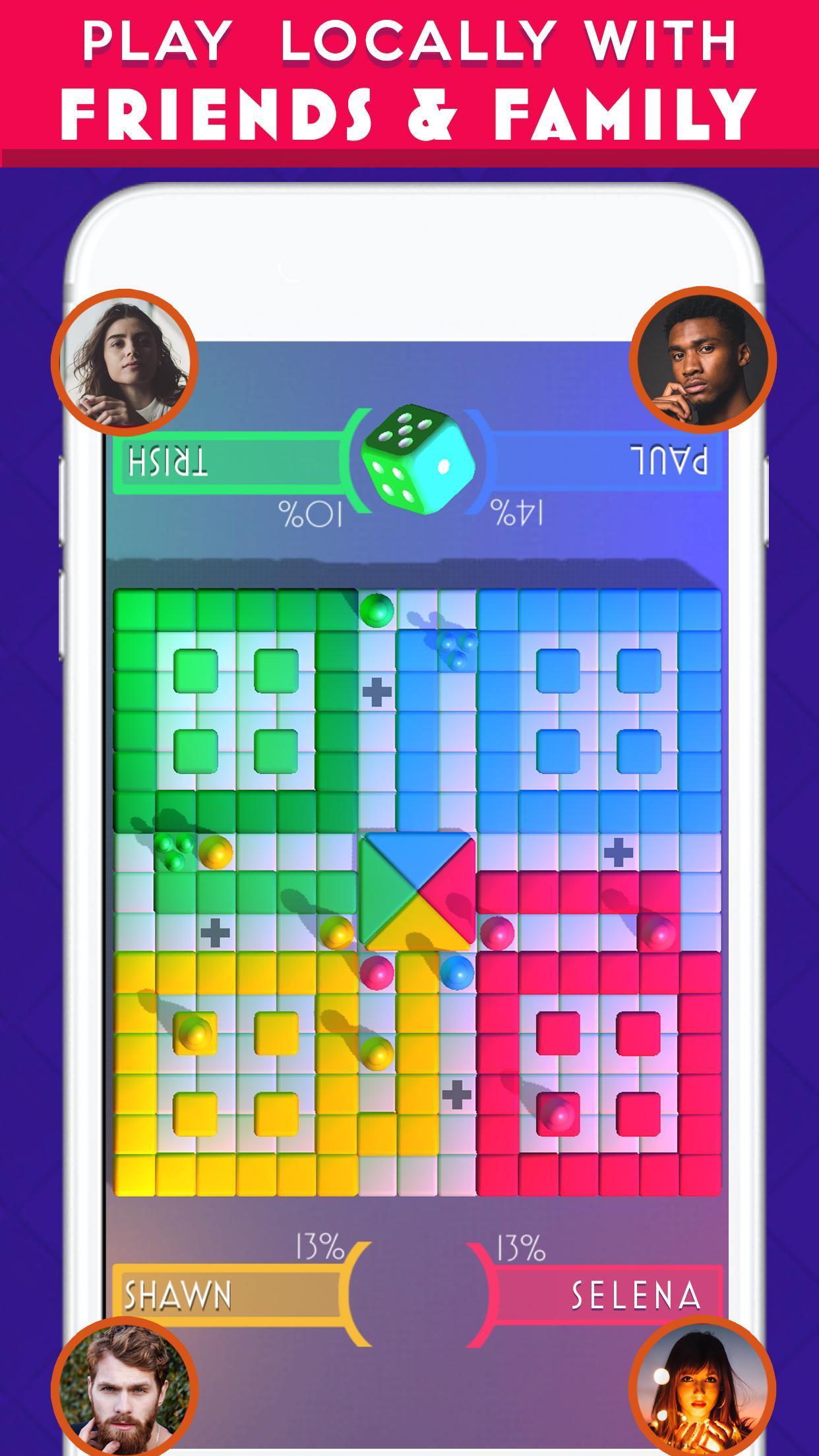 Ludo Gold Classic 2.1 Screenshot 2