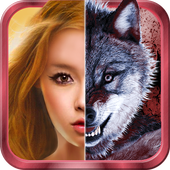 "Werewolf quot;Nightmare in Prison"" FREE app icon"