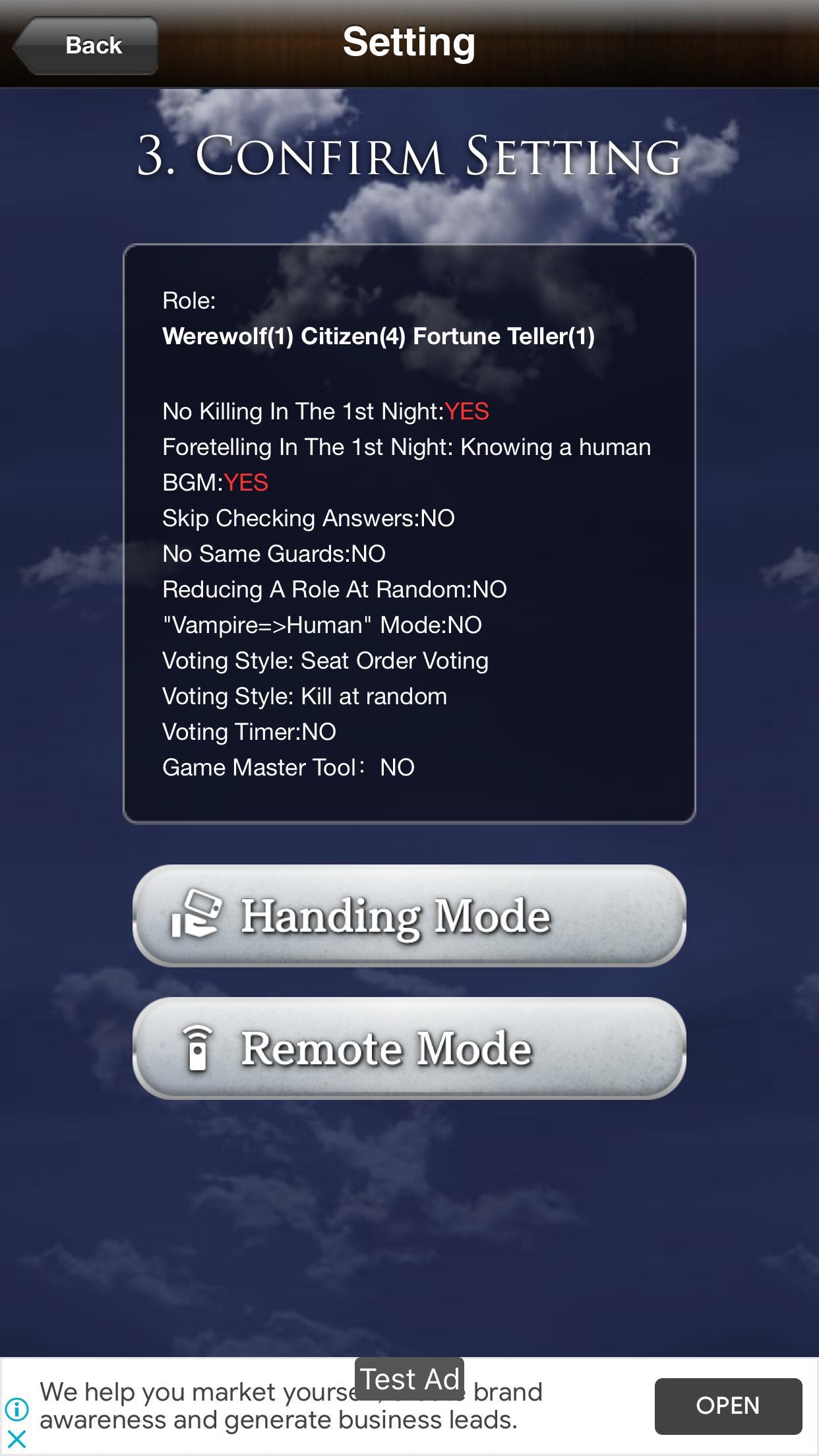 "Werewolf quot;Nightmare in Prison"" FREE 10.2.1 Screenshot 6"