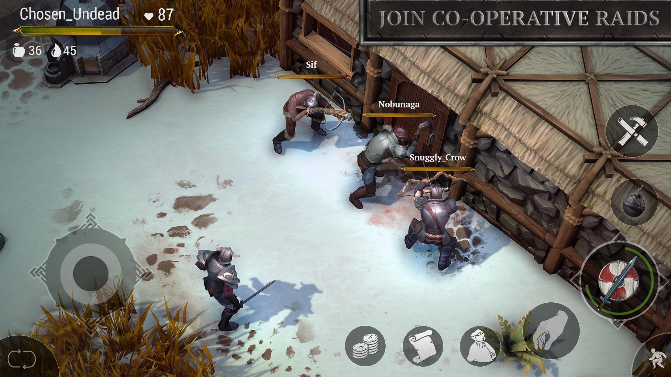 Frostborn Coop Survival 0.12.2.26 Screenshot 1