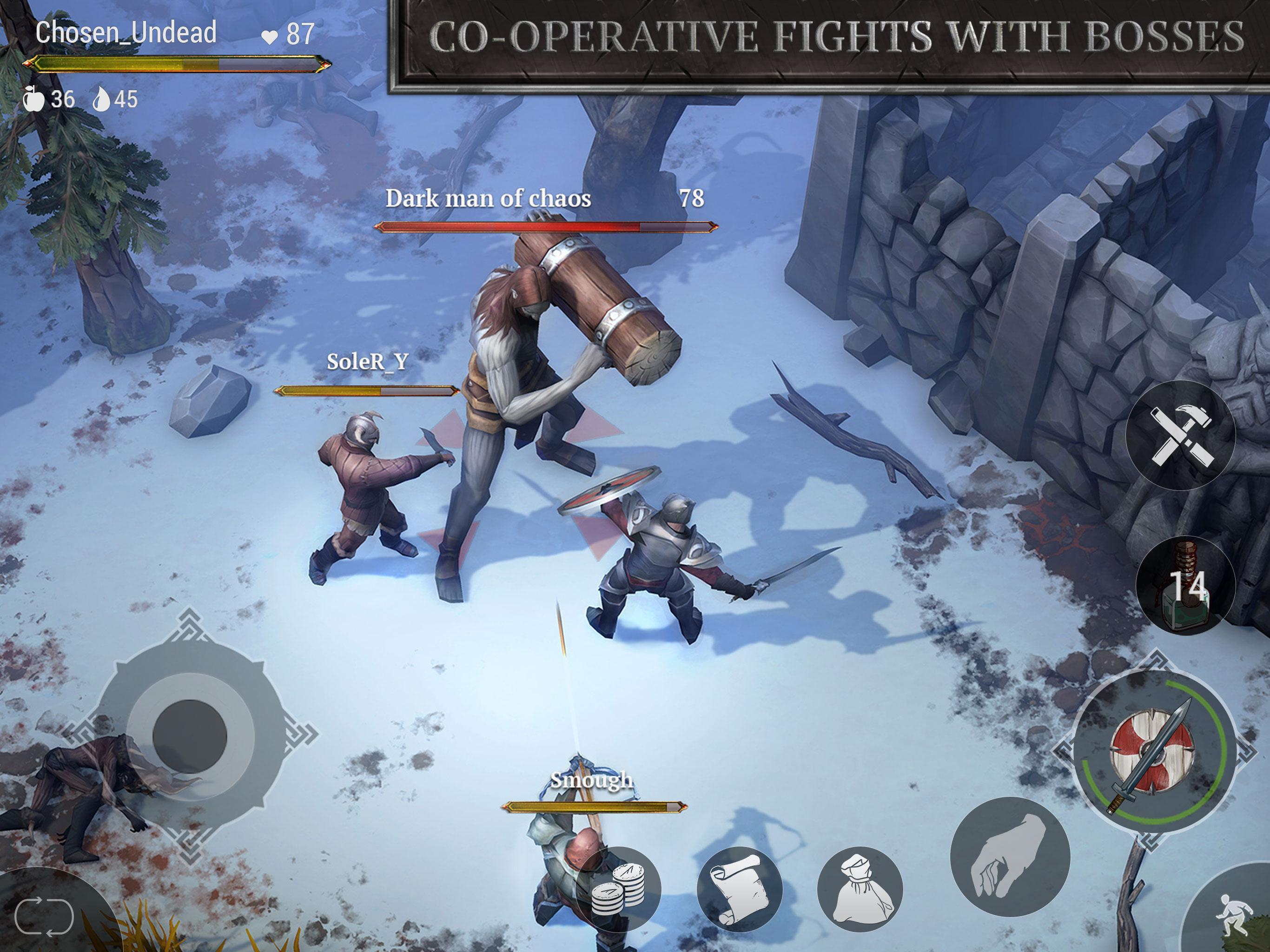 Frostborn Coop Survival 0.12.2.26 Screenshot 11