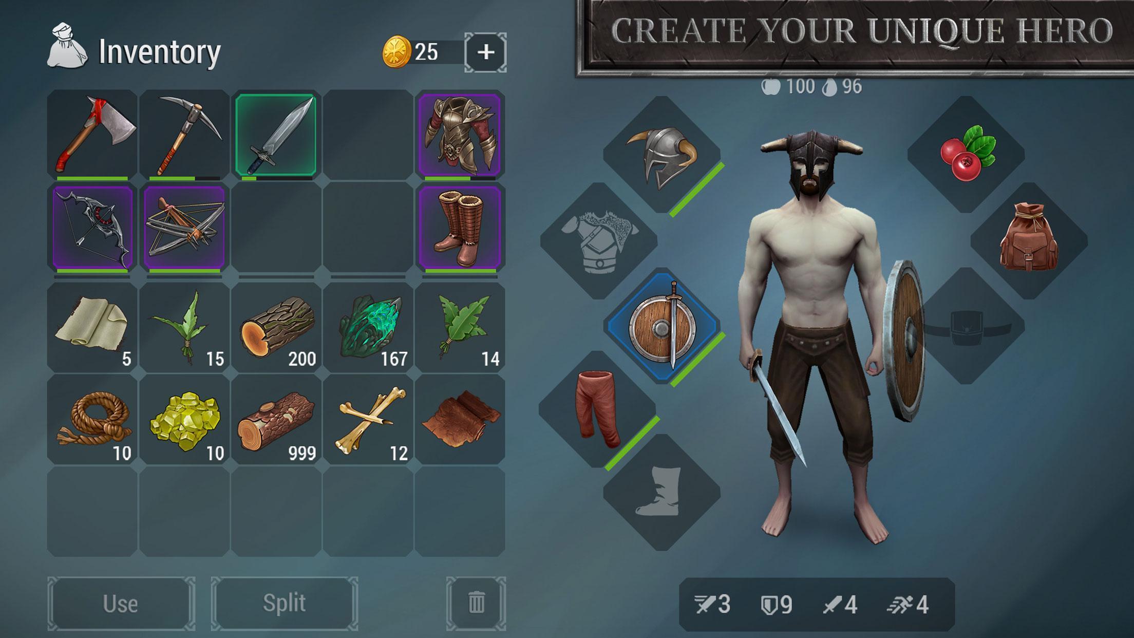 Frostborn Coop Survival 0.12.2.26 Screenshot 2
