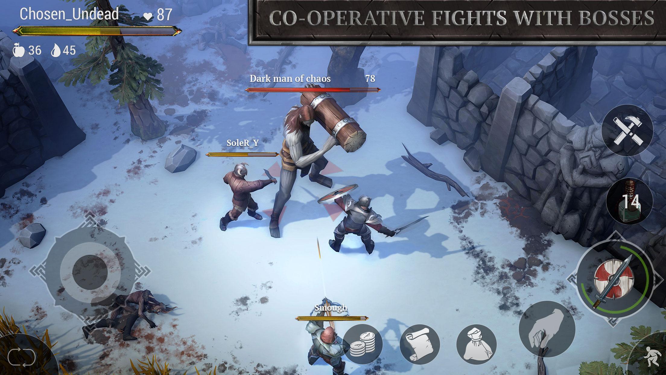 Frostborn Coop Survival 0.12.2.26 Screenshot 5