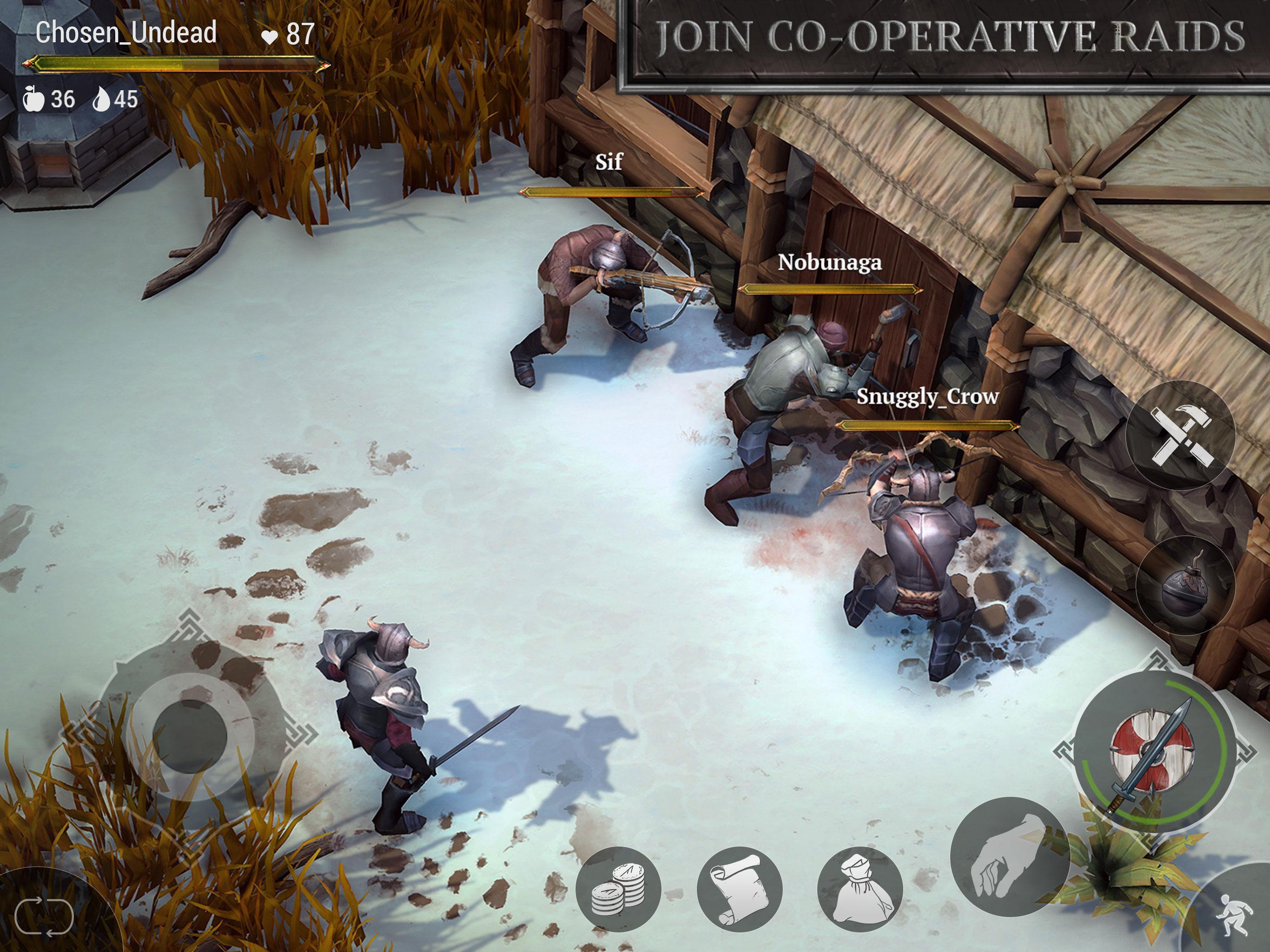 Frostborn Coop Survival 0.12.2.26 Screenshot 7