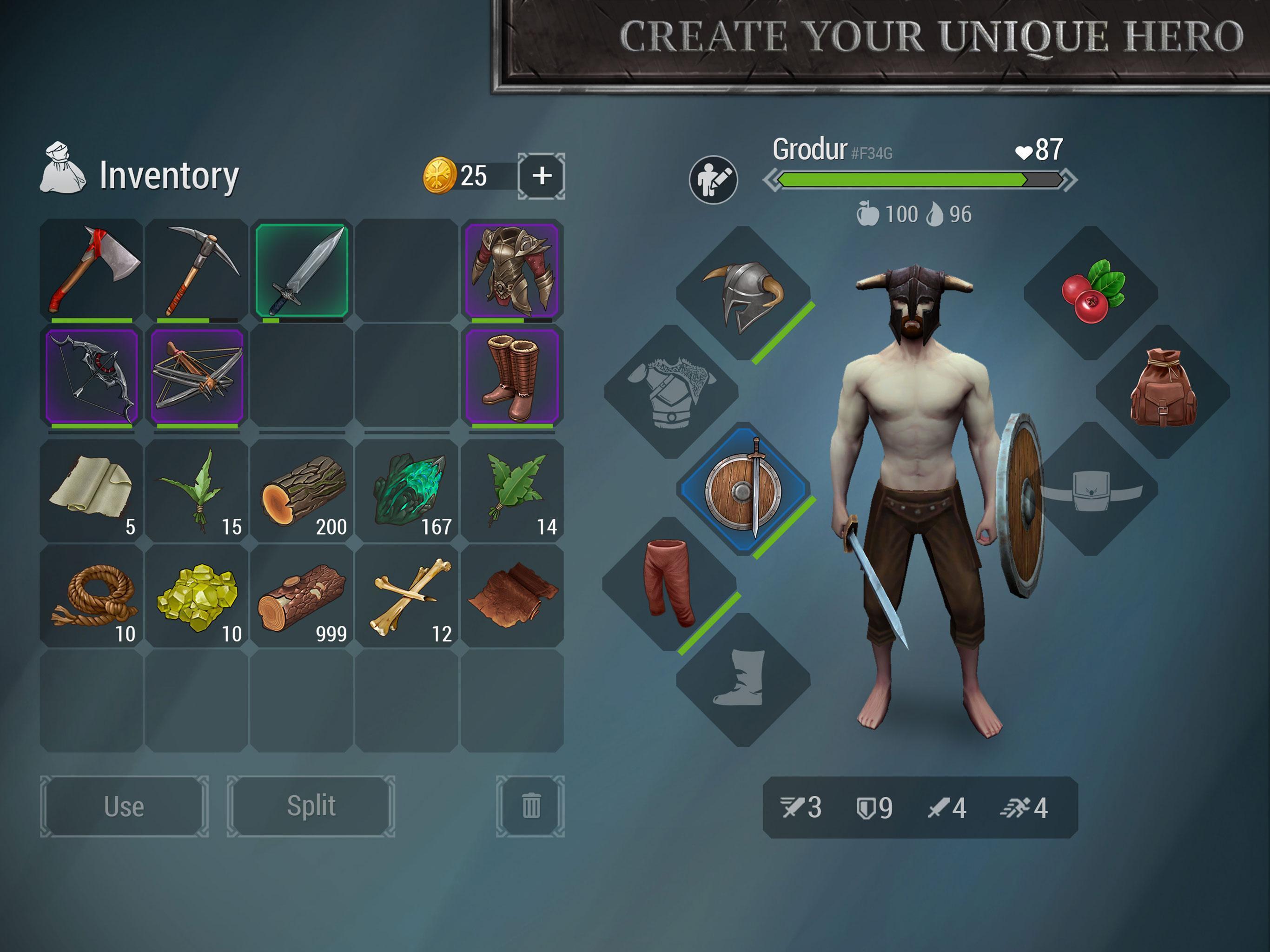 Frostborn Coop Survival 0.12.2.26 Screenshot 8