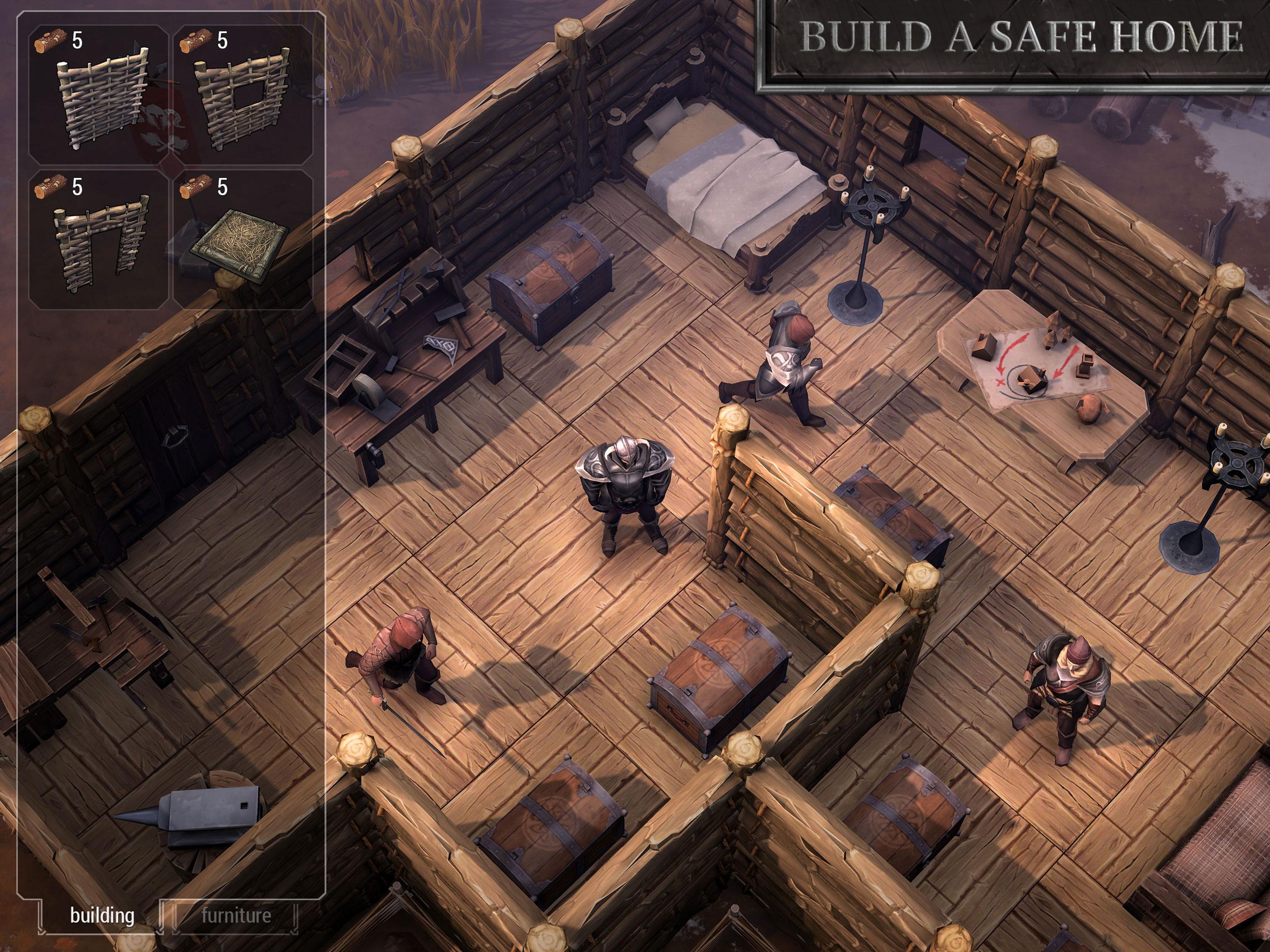 Frostborn Coop Survival 0.12.2.26 Screenshot 9