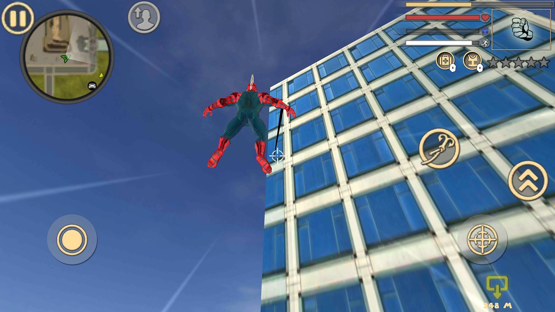 Spider Rope Hero Vice Town 1.2 Screenshot 2