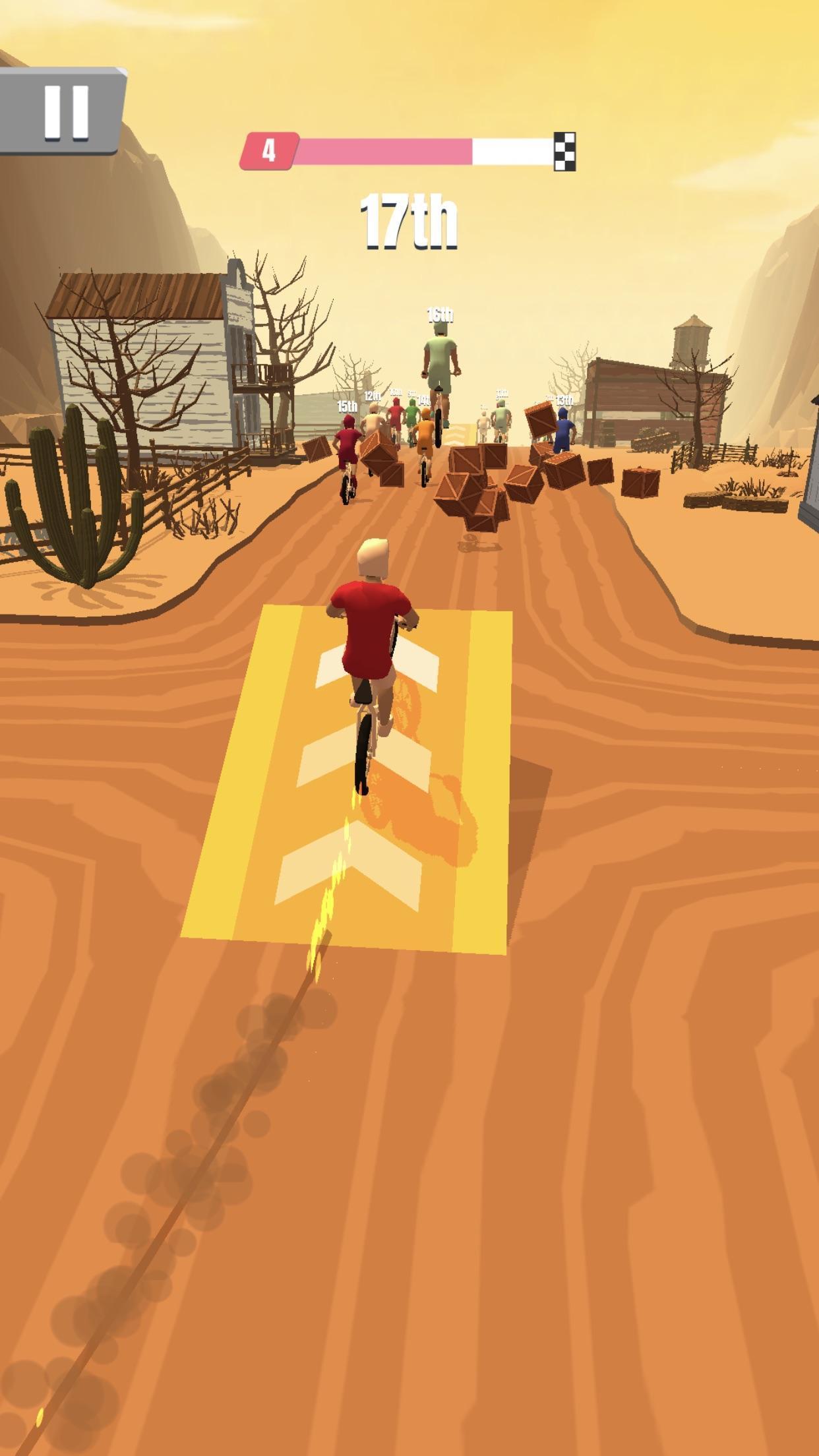 Bike Rush 1.3.2 Screenshot 1