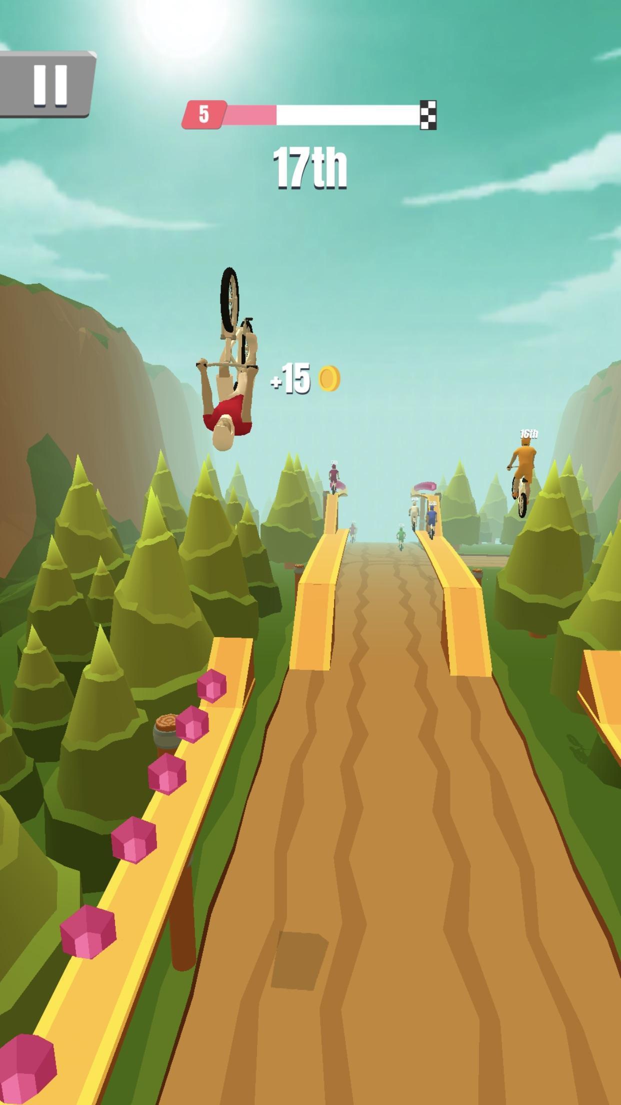 Bike Rush 1.3.2 Screenshot 3