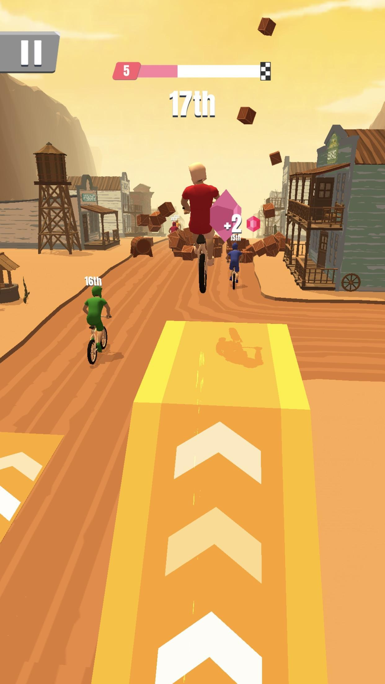 Bike Rush 1.3.2 Screenshot 5