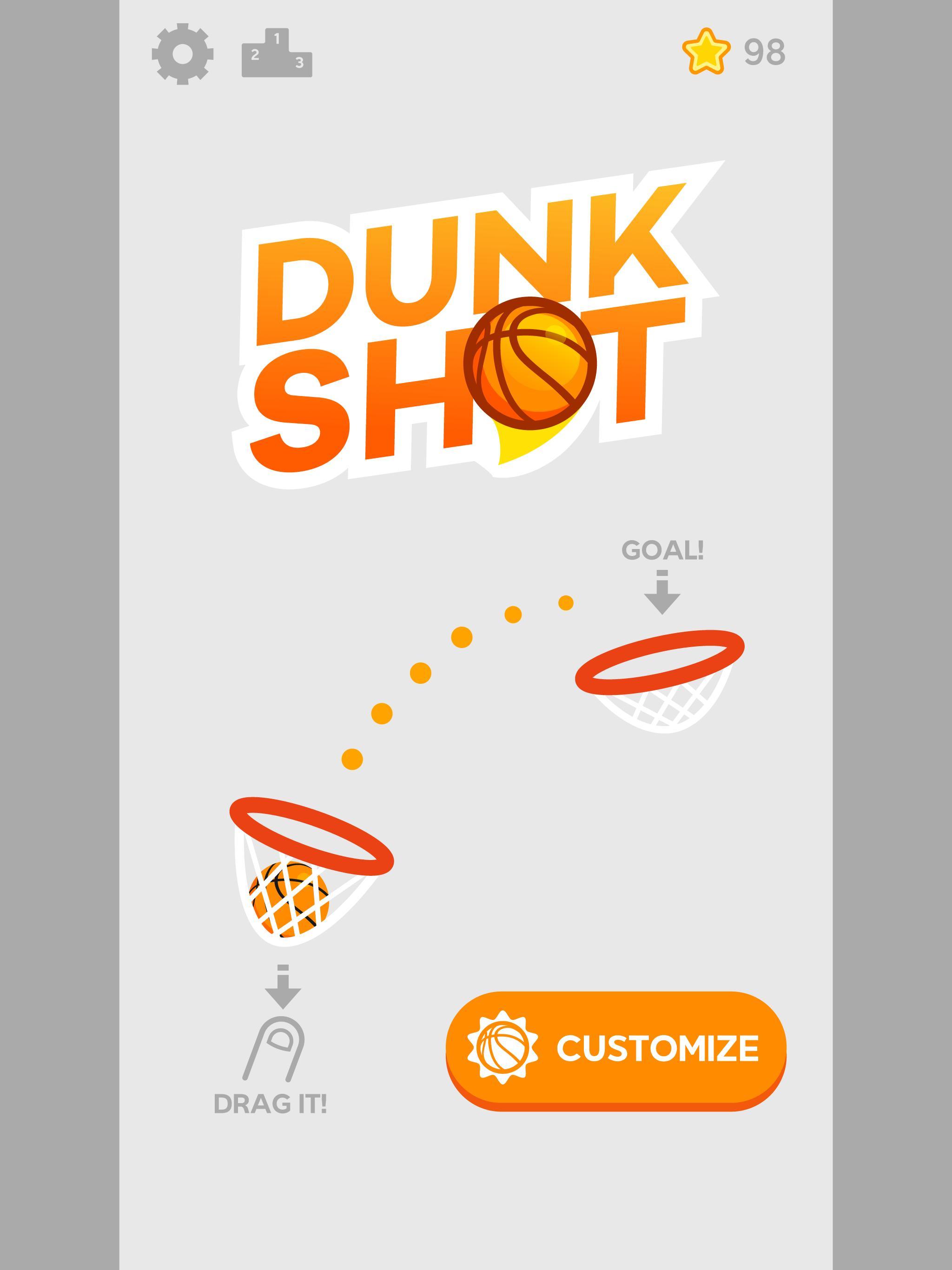 Dunk Shot 1.4.4 Screenshot 11