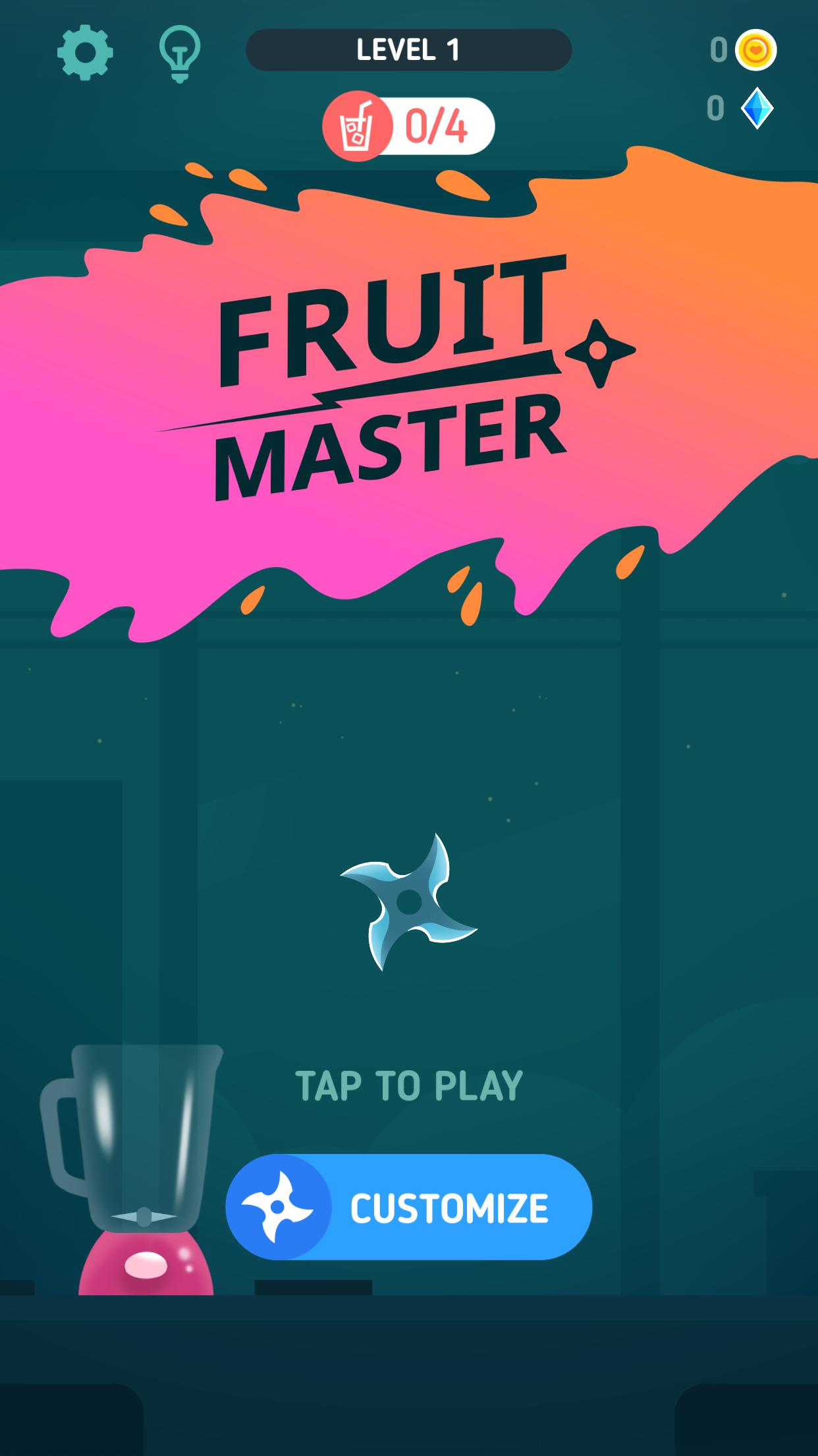 Fruit Master 1.0.4 Screenshot 4