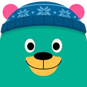 Khan Academy Kids: Free educational games & books app icon
