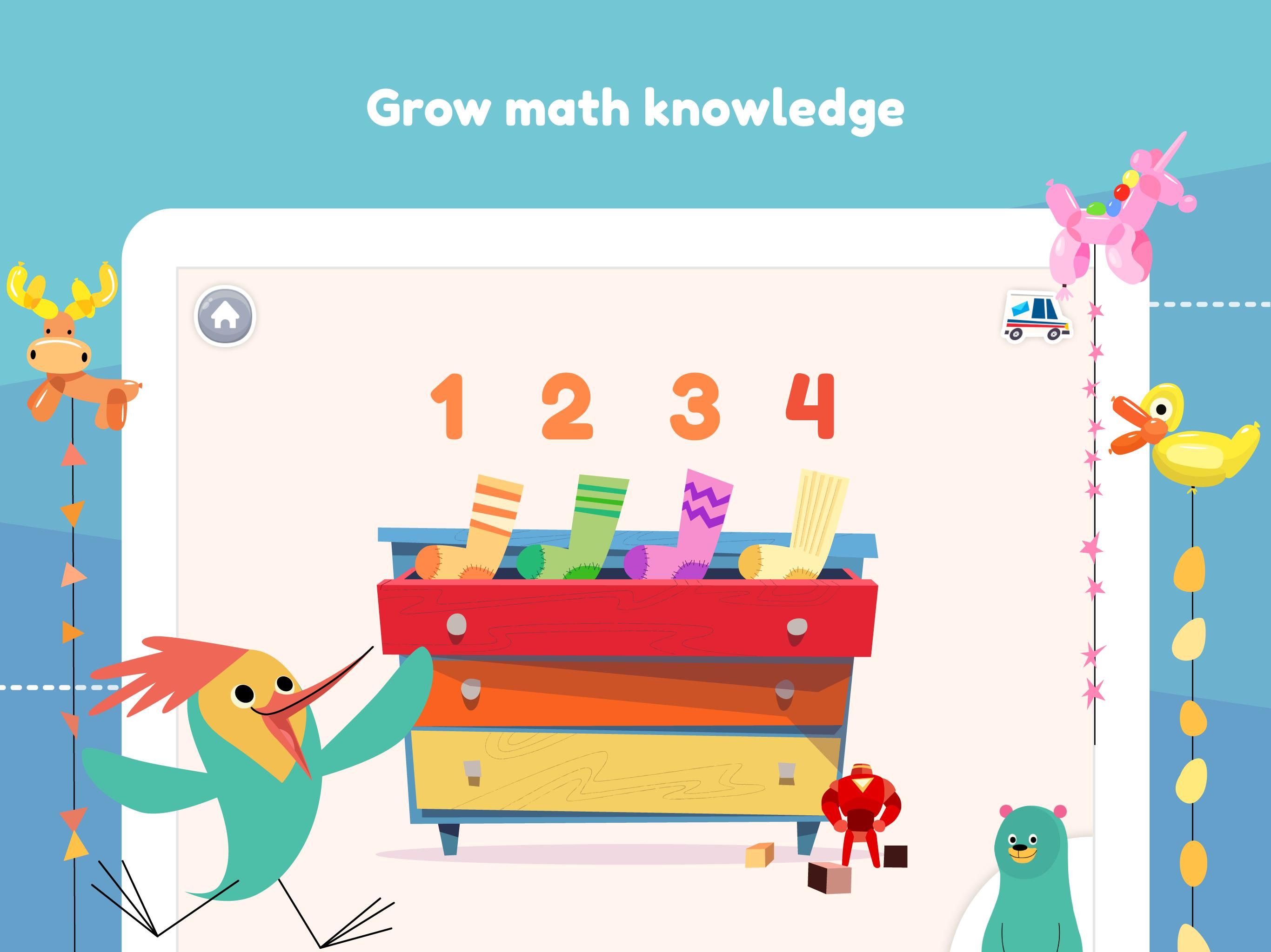 Khan Academy Kids: Free educational games & books 2.5 Screenshot 10