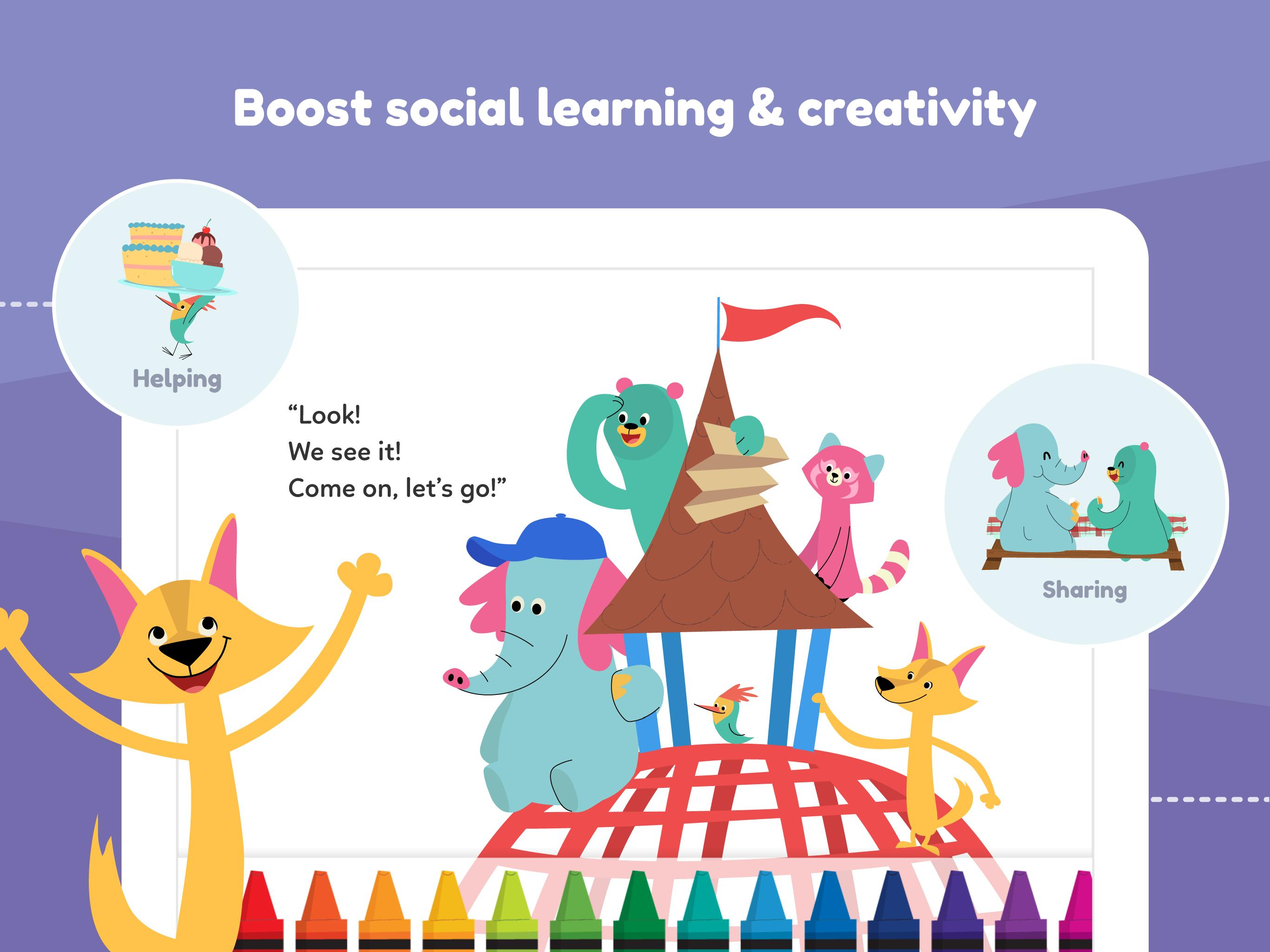Khan Academy Kids: Free educational games & books 2.5 Screenshot 11