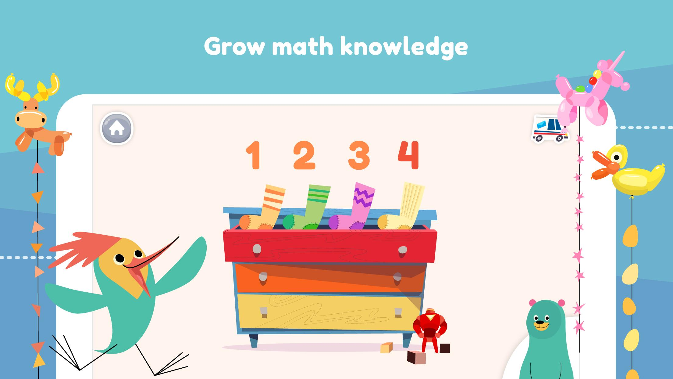 Khan Academy Kids: Free educational games & books 2.5 Screenshot 4